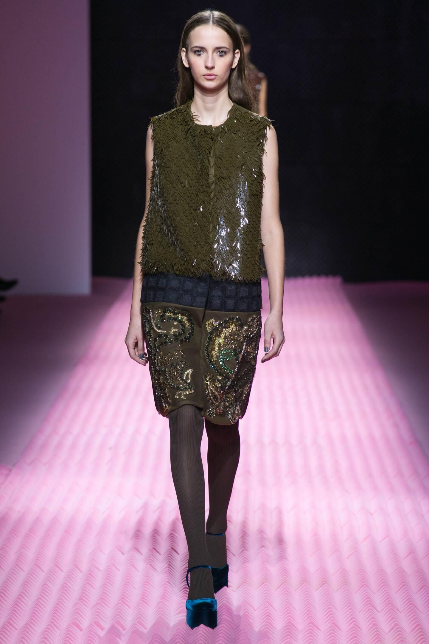Mary Katrantzou Collection Fashion Trends