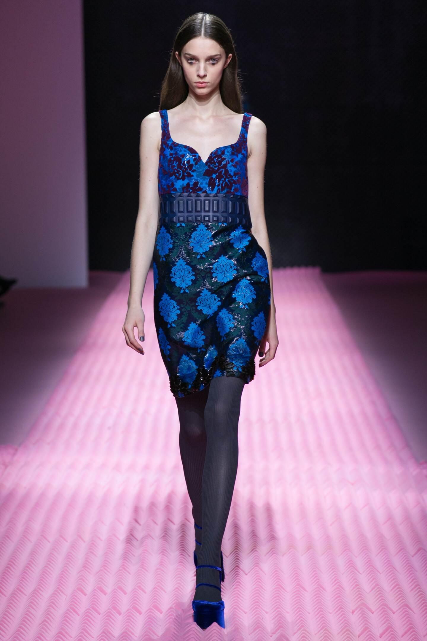 Mary Katrantzou Collection London Fashion Week Womenswear