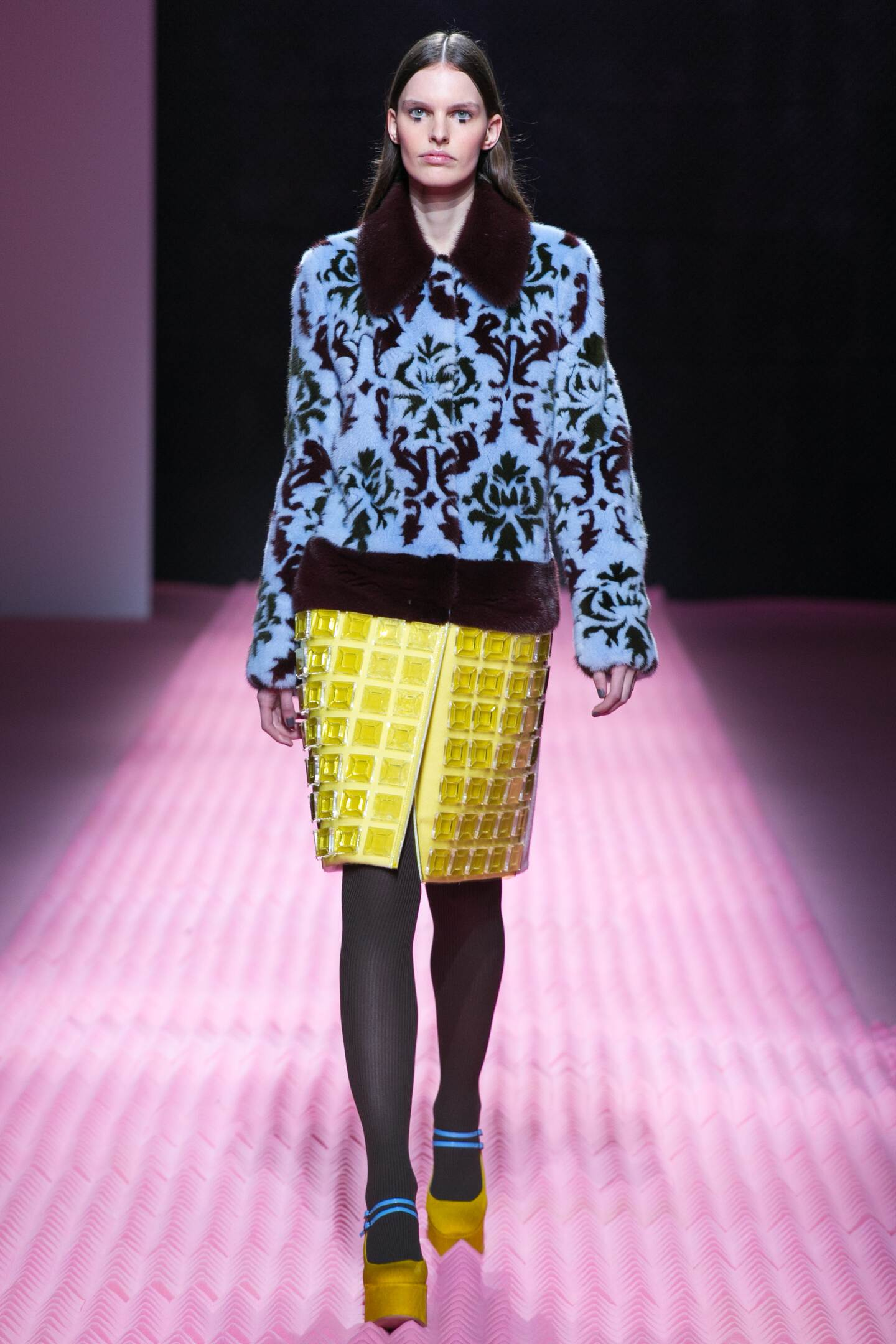 Mary Katrantzou Collection London Fashion Week