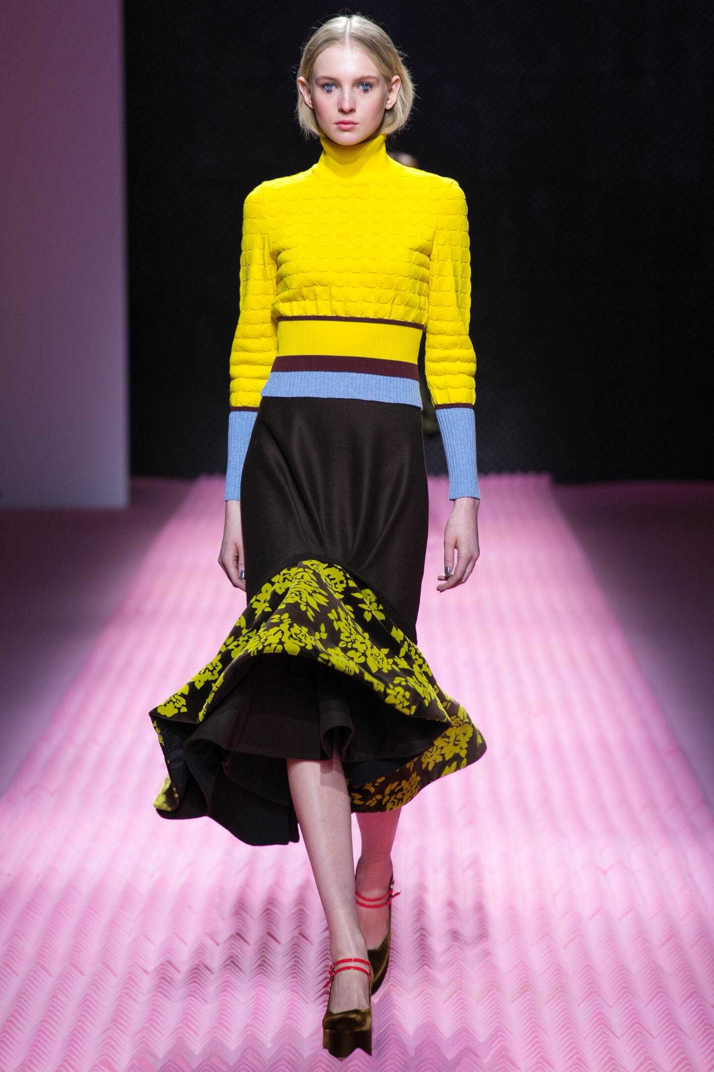 Mary Katrantzou Collection Woman London Fashion Week