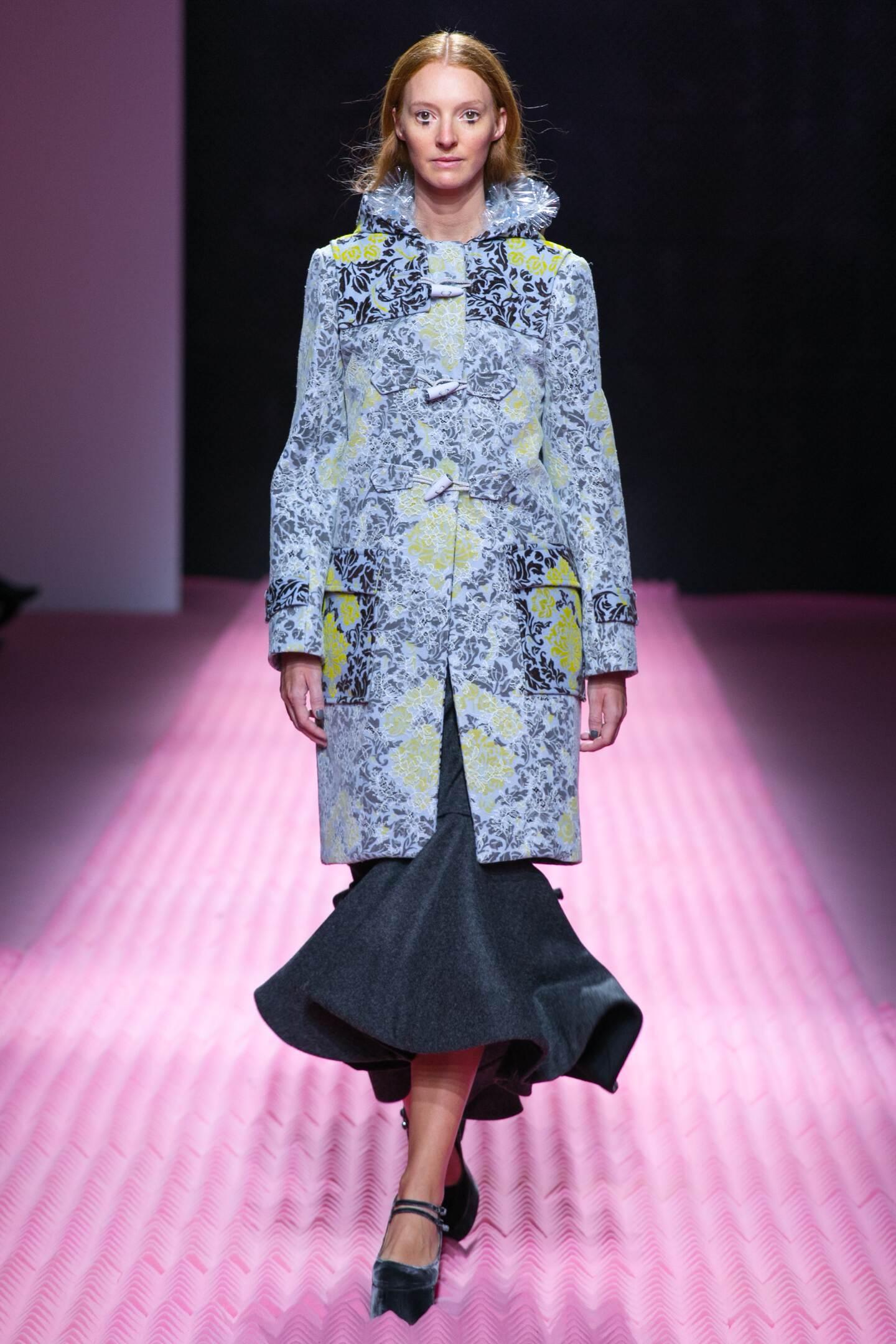 Mary Katrantzou Fall Winter 2015 16 Women's Collection London Fashion Week Fashion Show