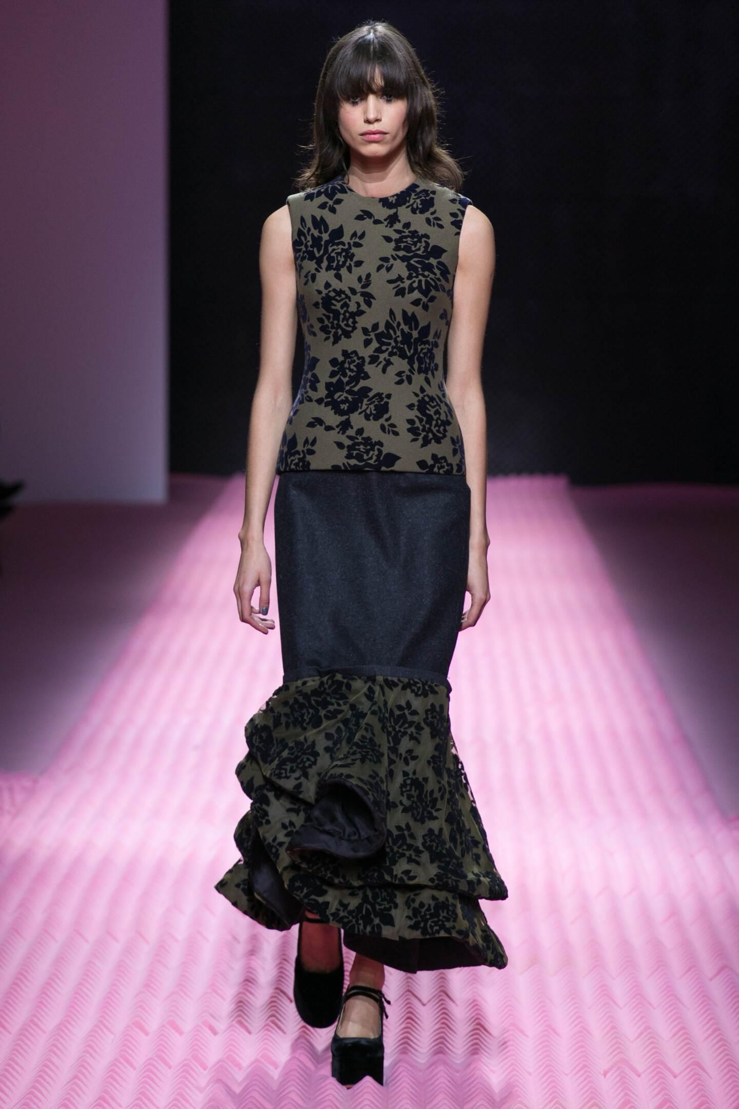 Mary Katrantzou Fall Winter 2015 16 Women's Collection London Fashion Week