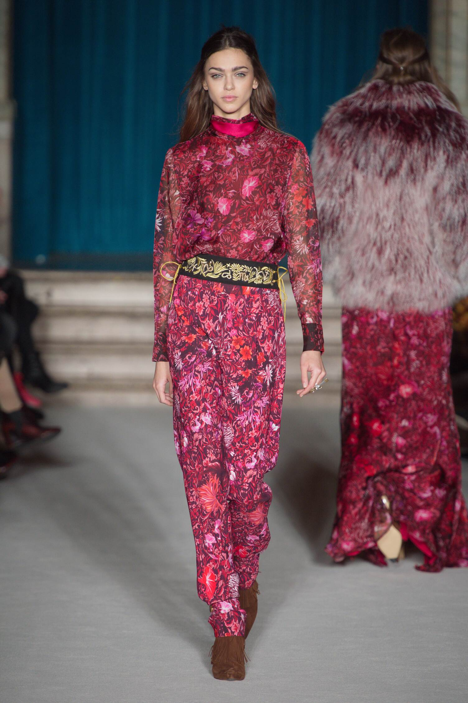 Matthew Williamson Collection Catwalk