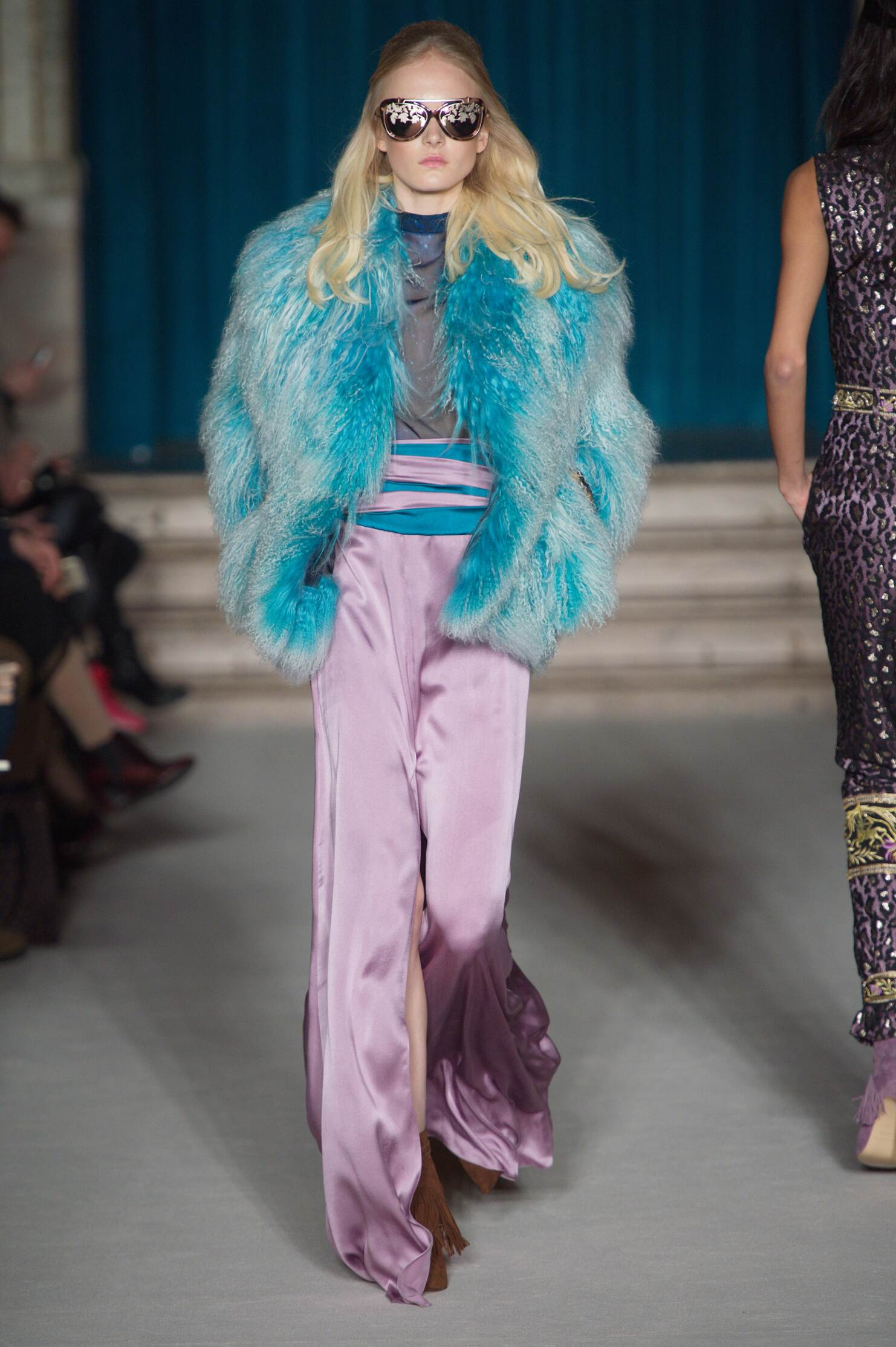 Matthew Williamson Collection Fall 2015 Catwalk