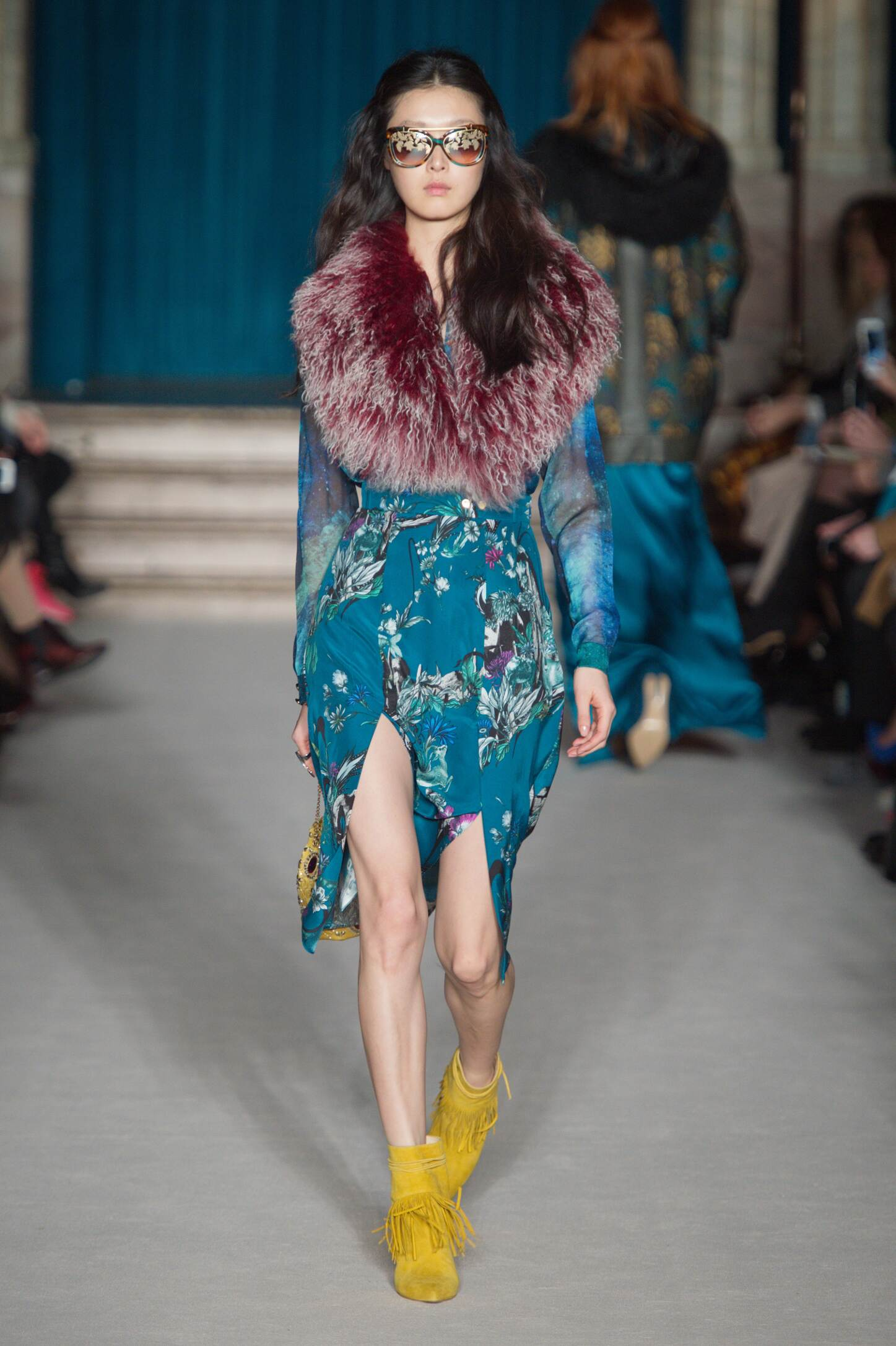 Matthew Williamson Collection London Fashion Week Womenswear