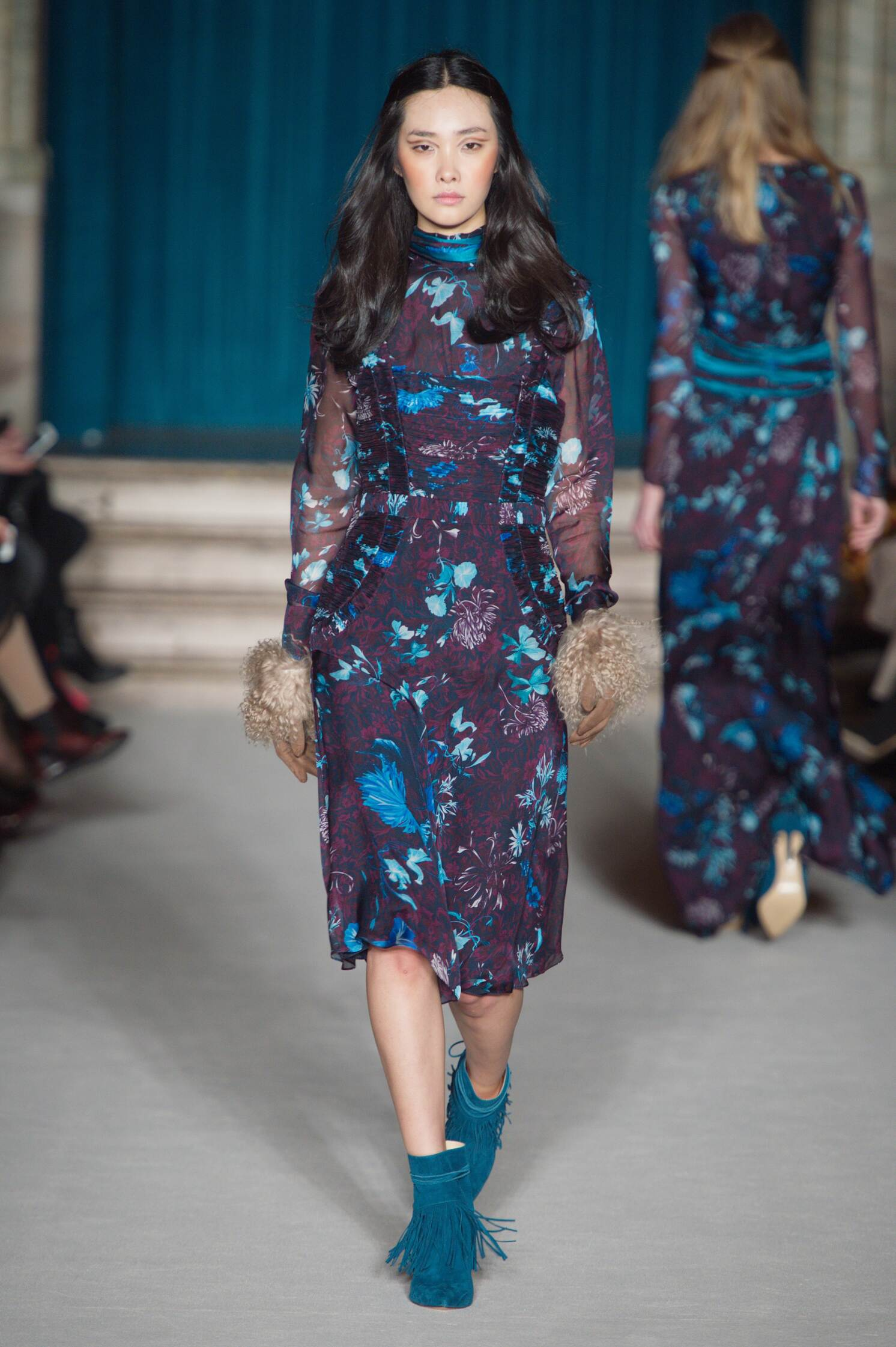 Matthew Williamson Collection Woman London Fashion Week