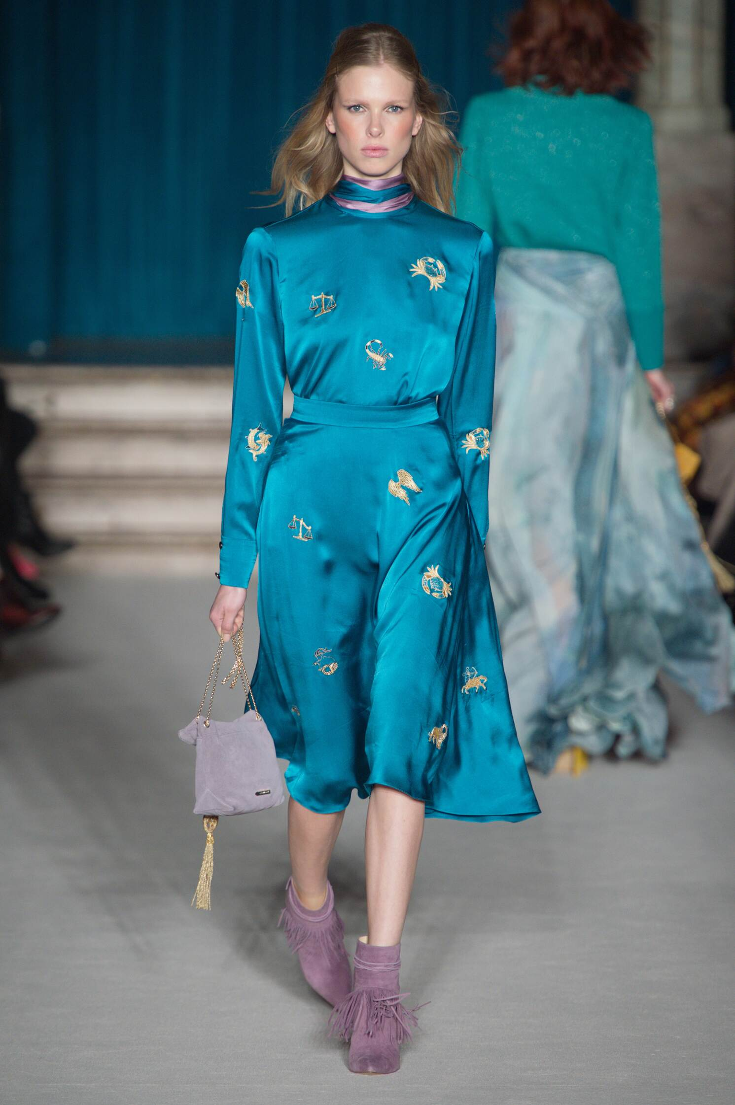 Matthew Williamson Fall Winter 2015 16 Womens Collection London Fashion Week