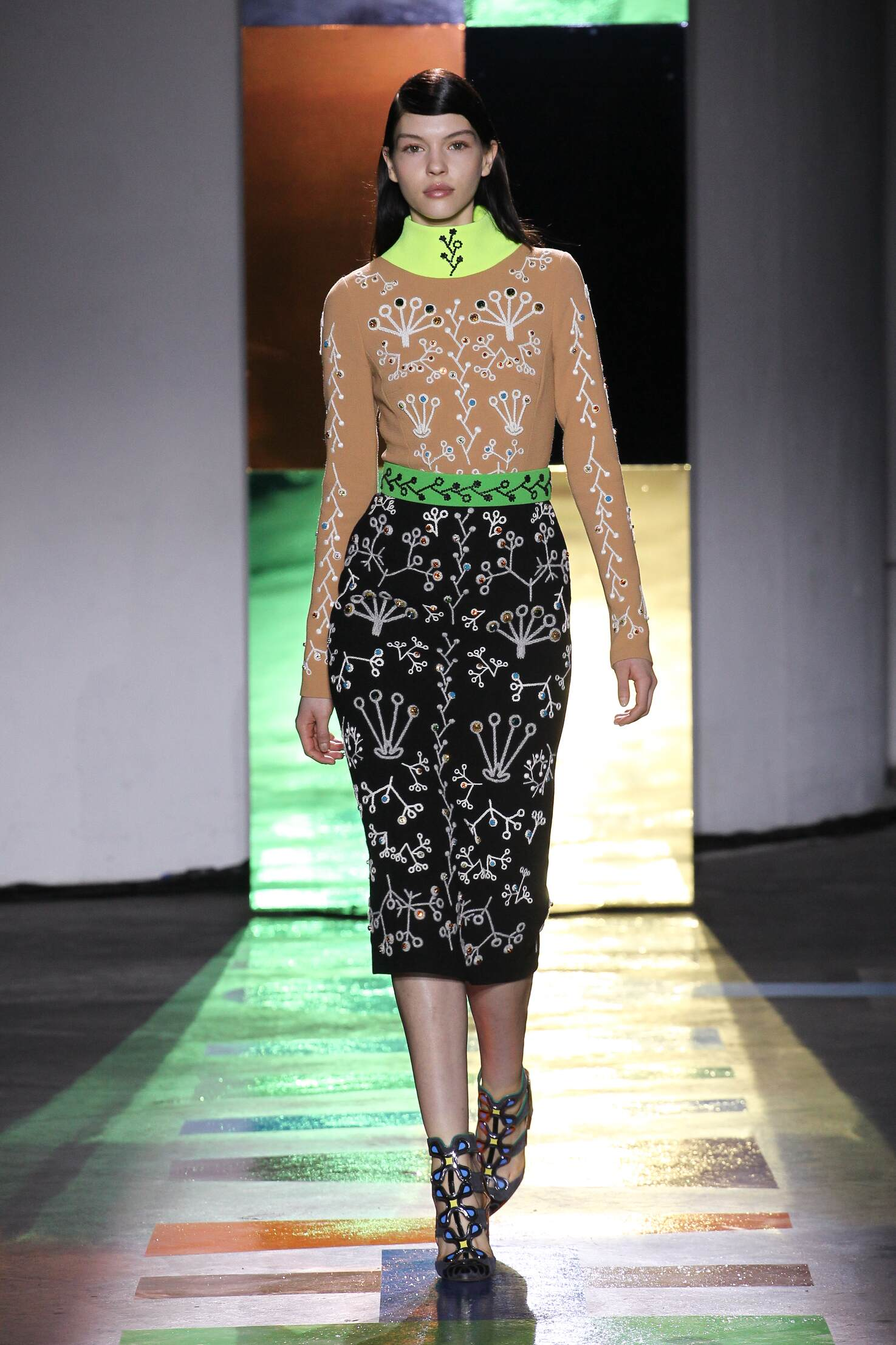 Peter Pilotto Collection 2015