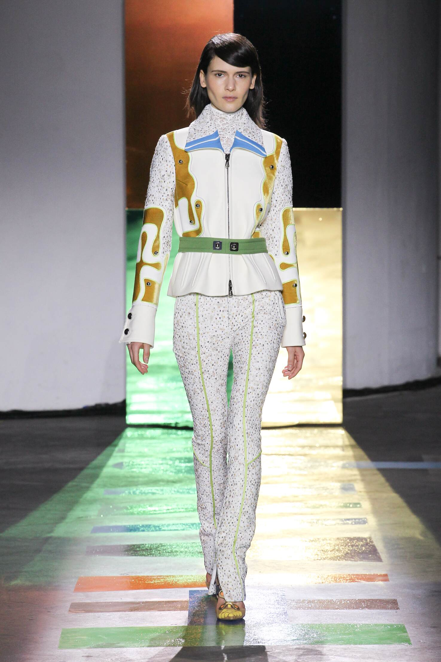 Peter Pilotto Collection Catwalk