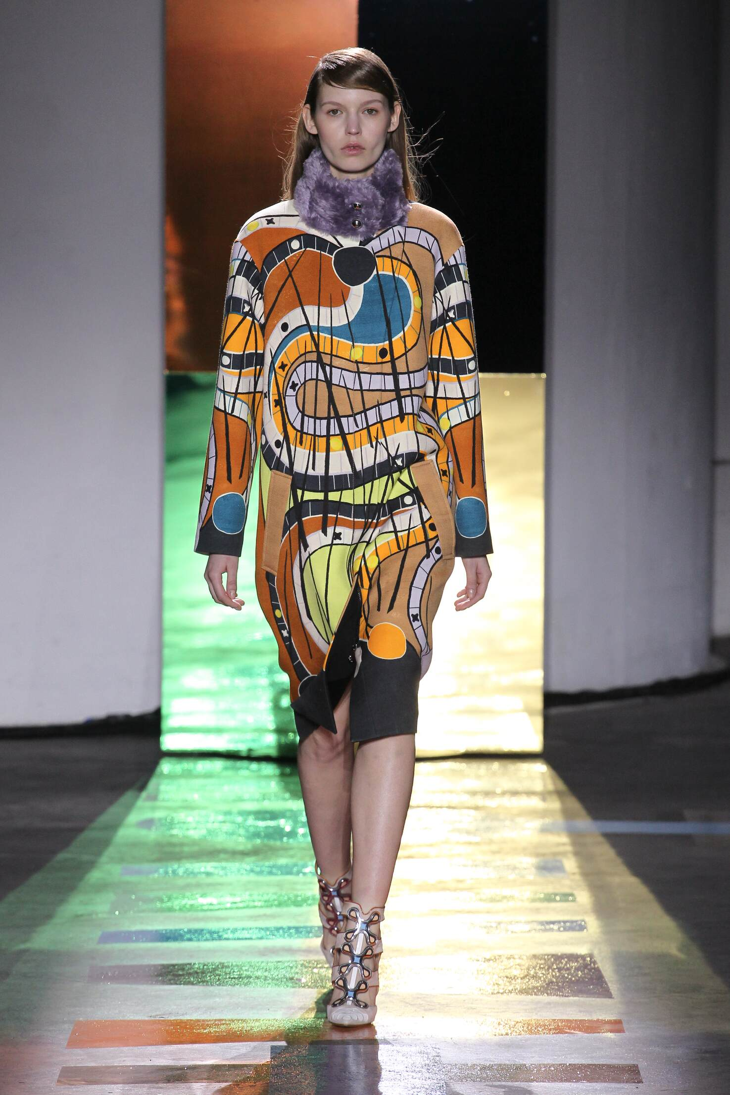 Peter Pilotto Collection Fashion Show FW 2015 2016