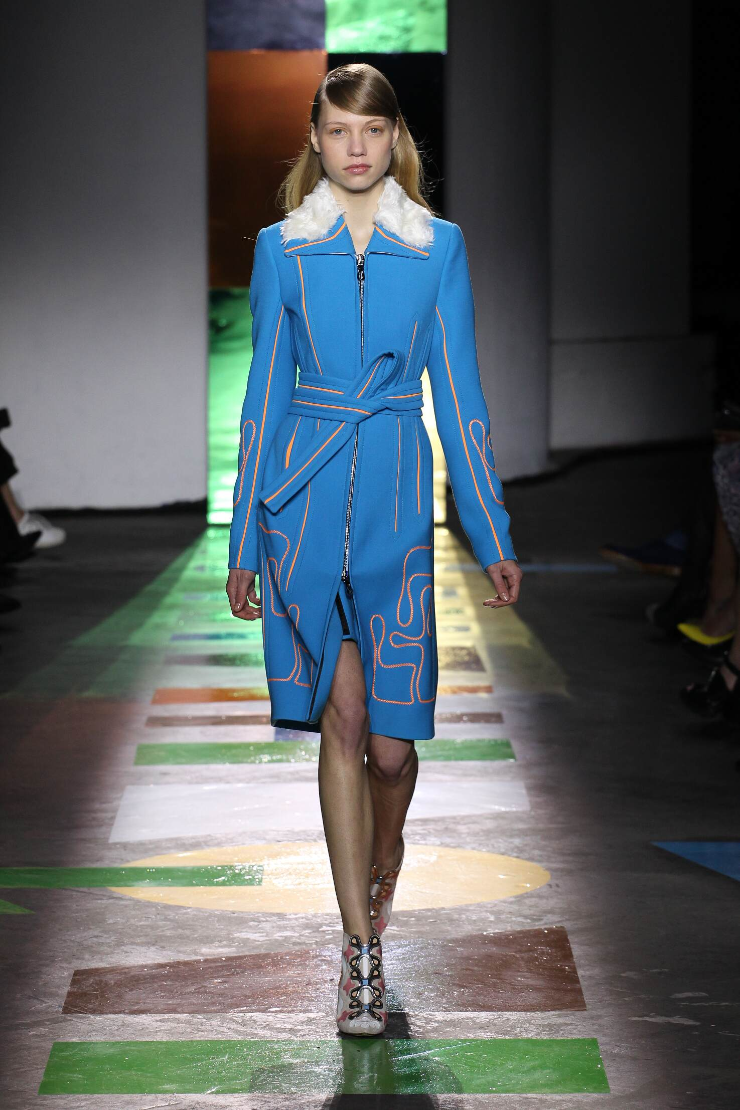 Peter Pilotto Collection London Fashion Week Womenswear