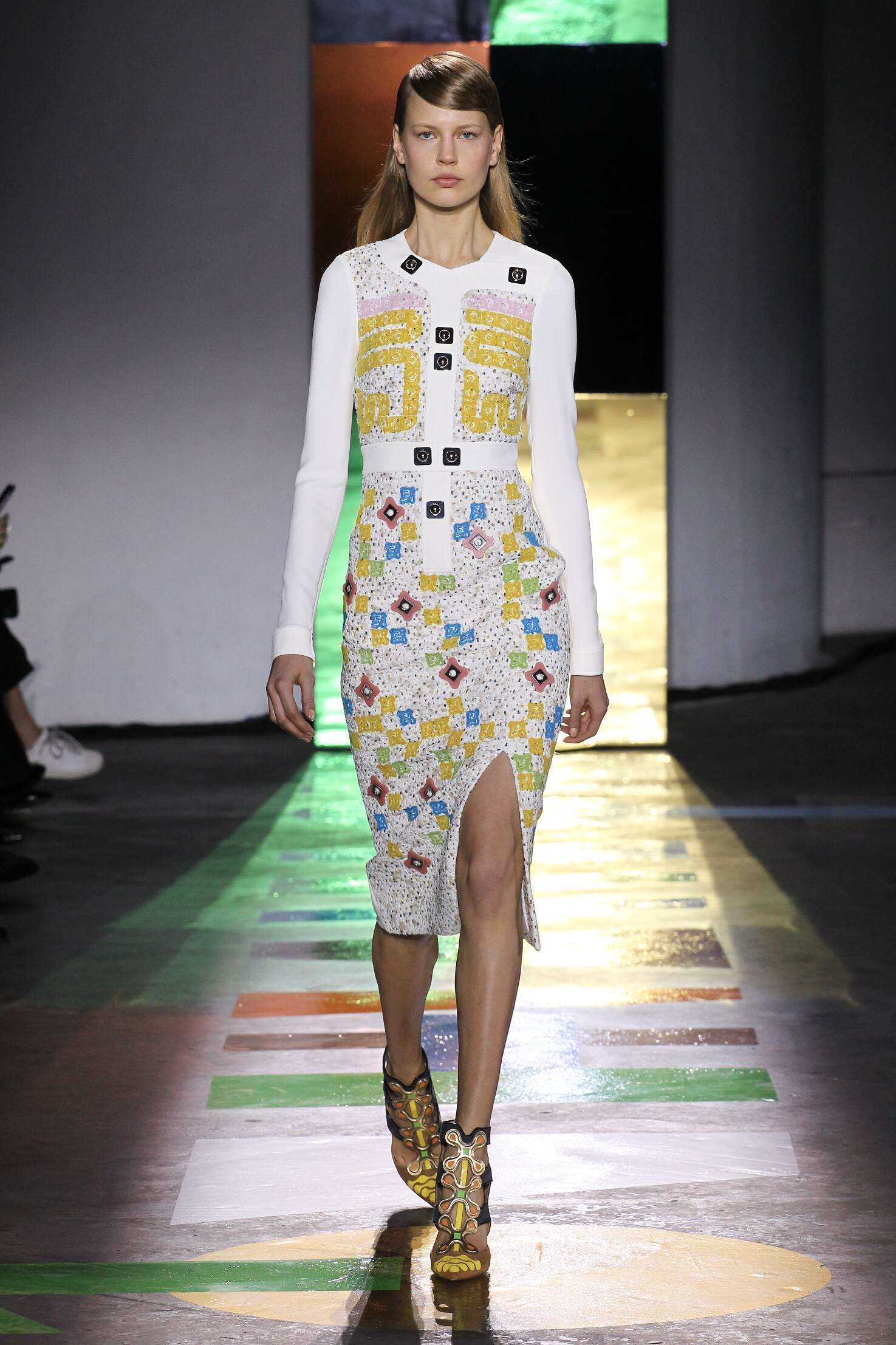 Peter Pilotto Collection London Fashion Week