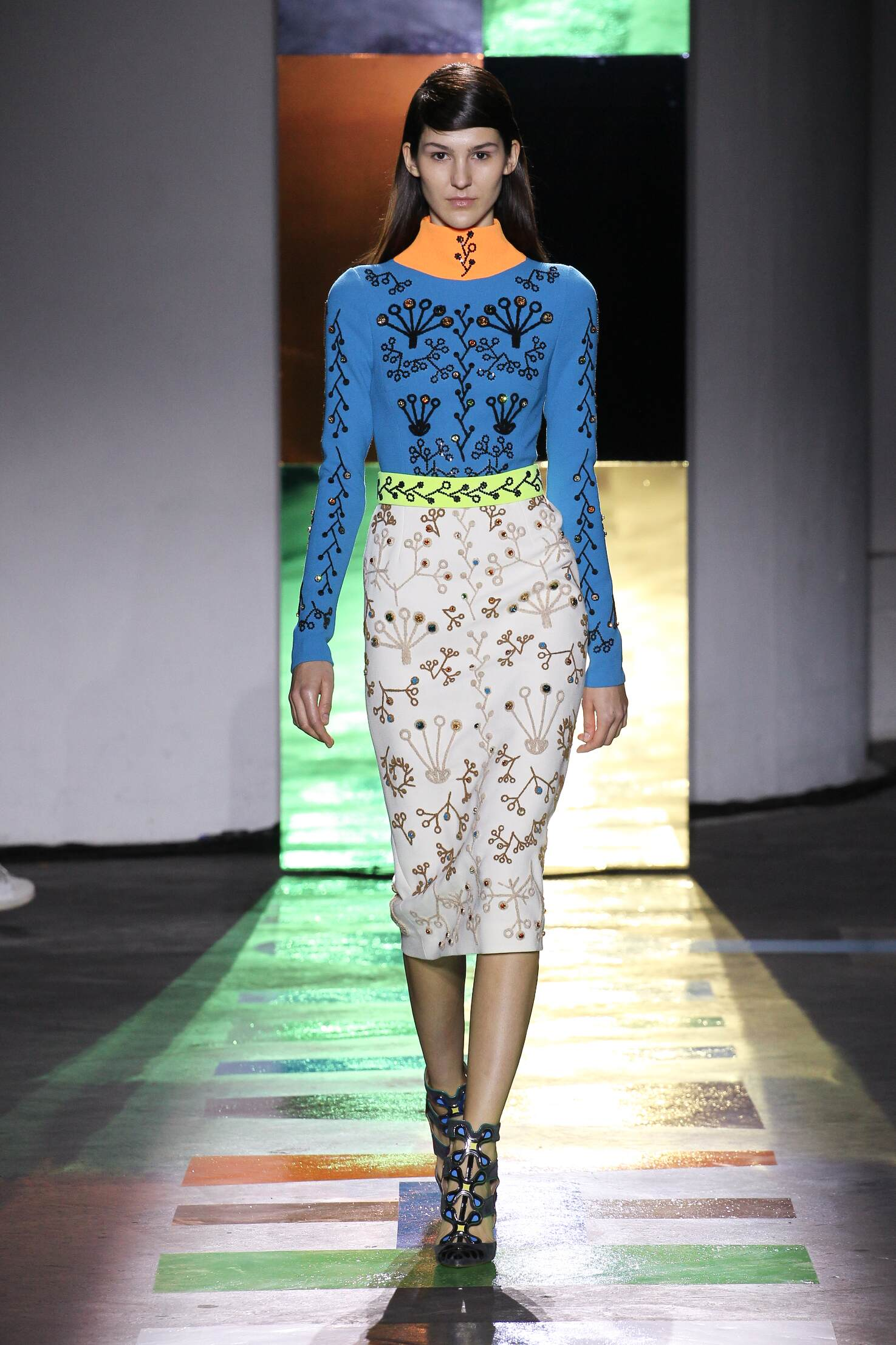 Peter Pilotto Collection Woman London Fashion Week