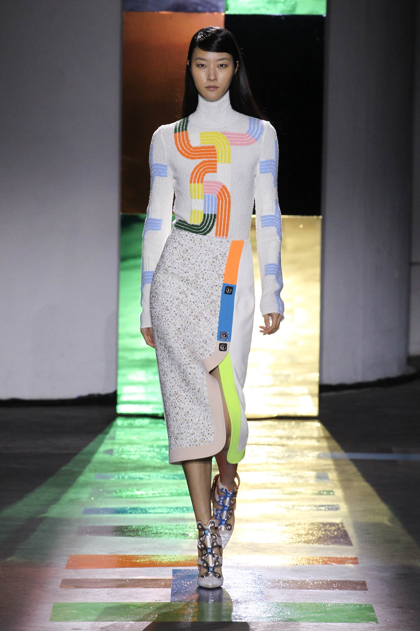 Peter Pilotto Fall Winter 2015 16 Womens Collection London Fashion Week