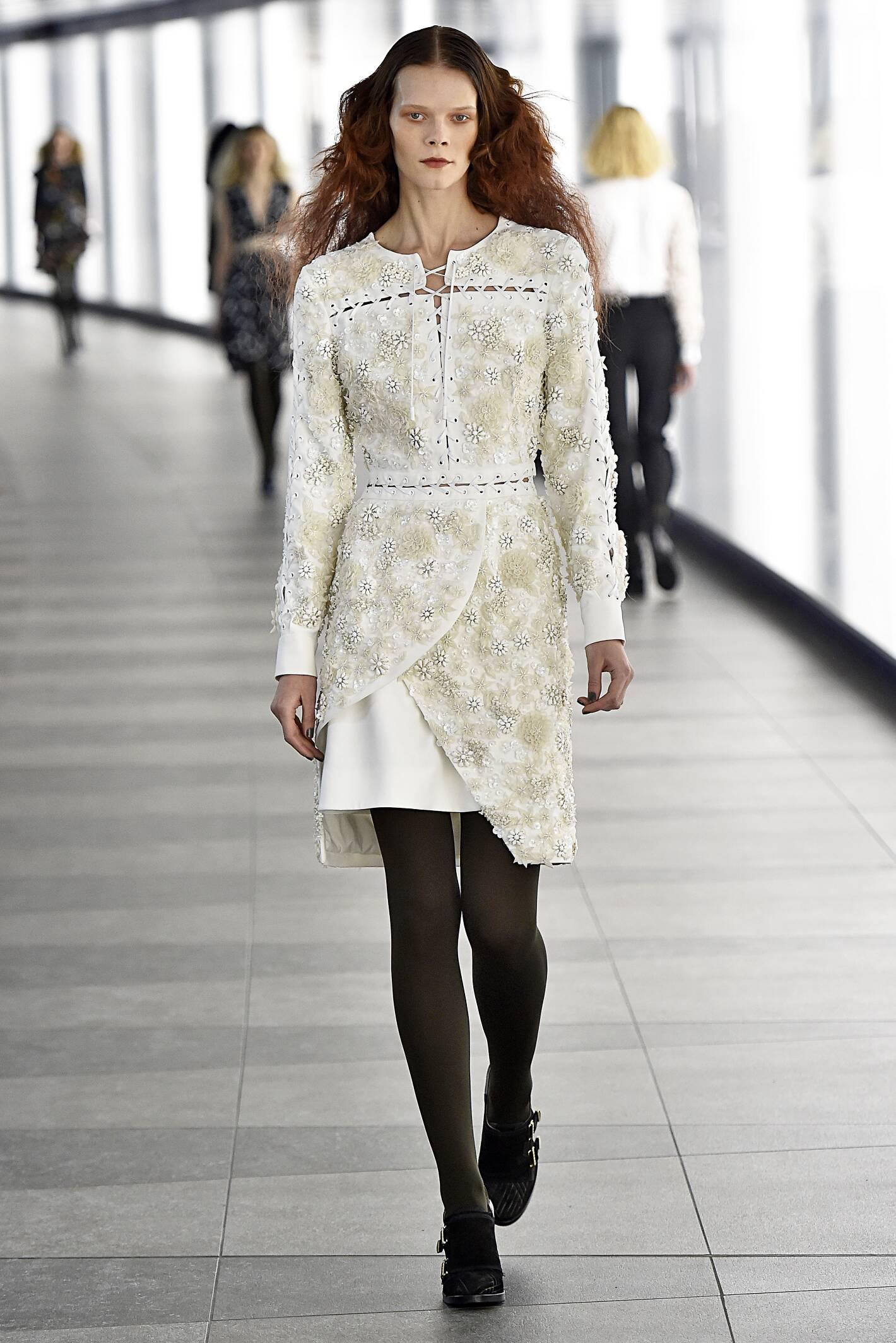 Preen by Thornton Bregazzi Collection London Fashion Week Womenswear