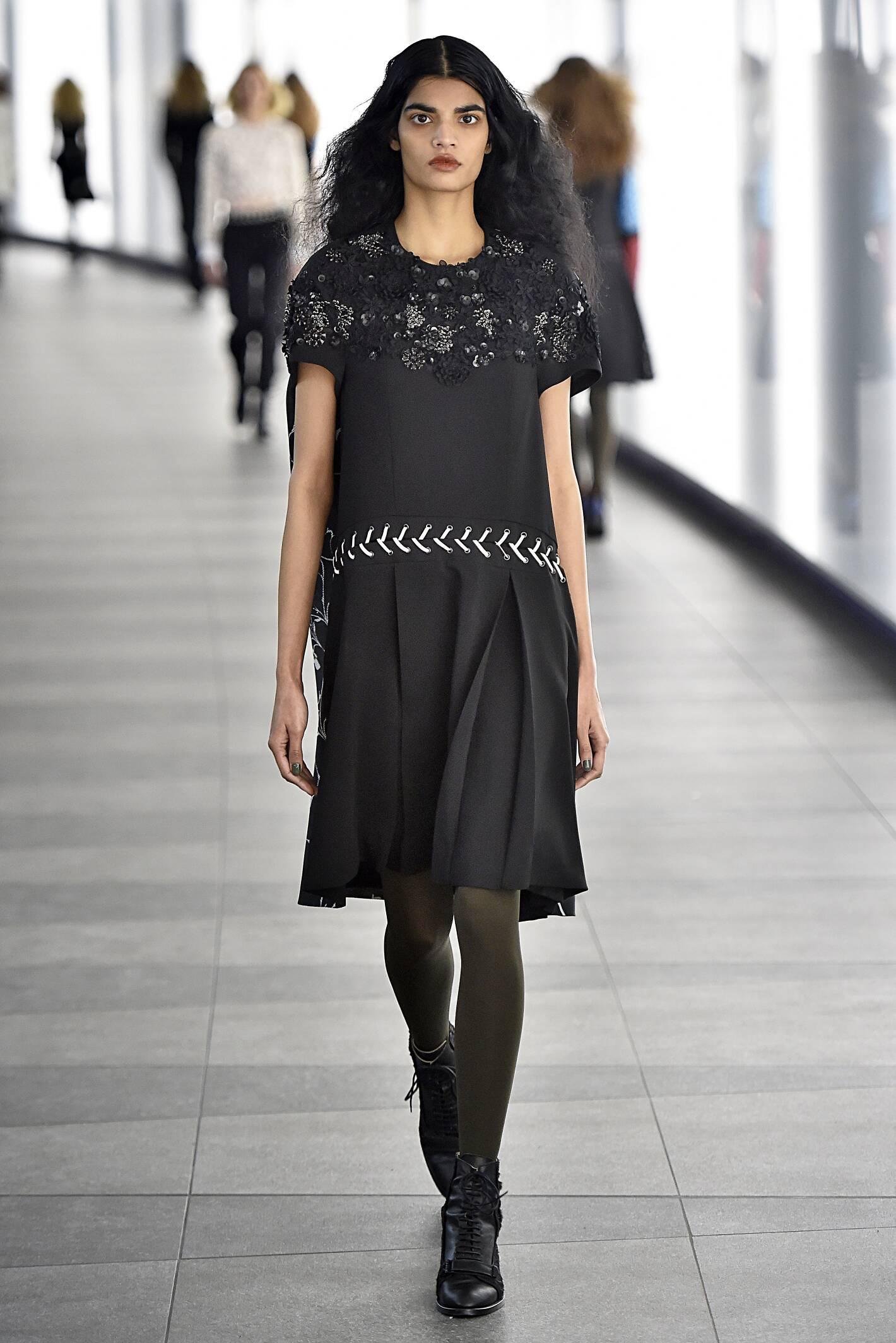 Preen by Thornton Bregazzi Collection London Fashion Week