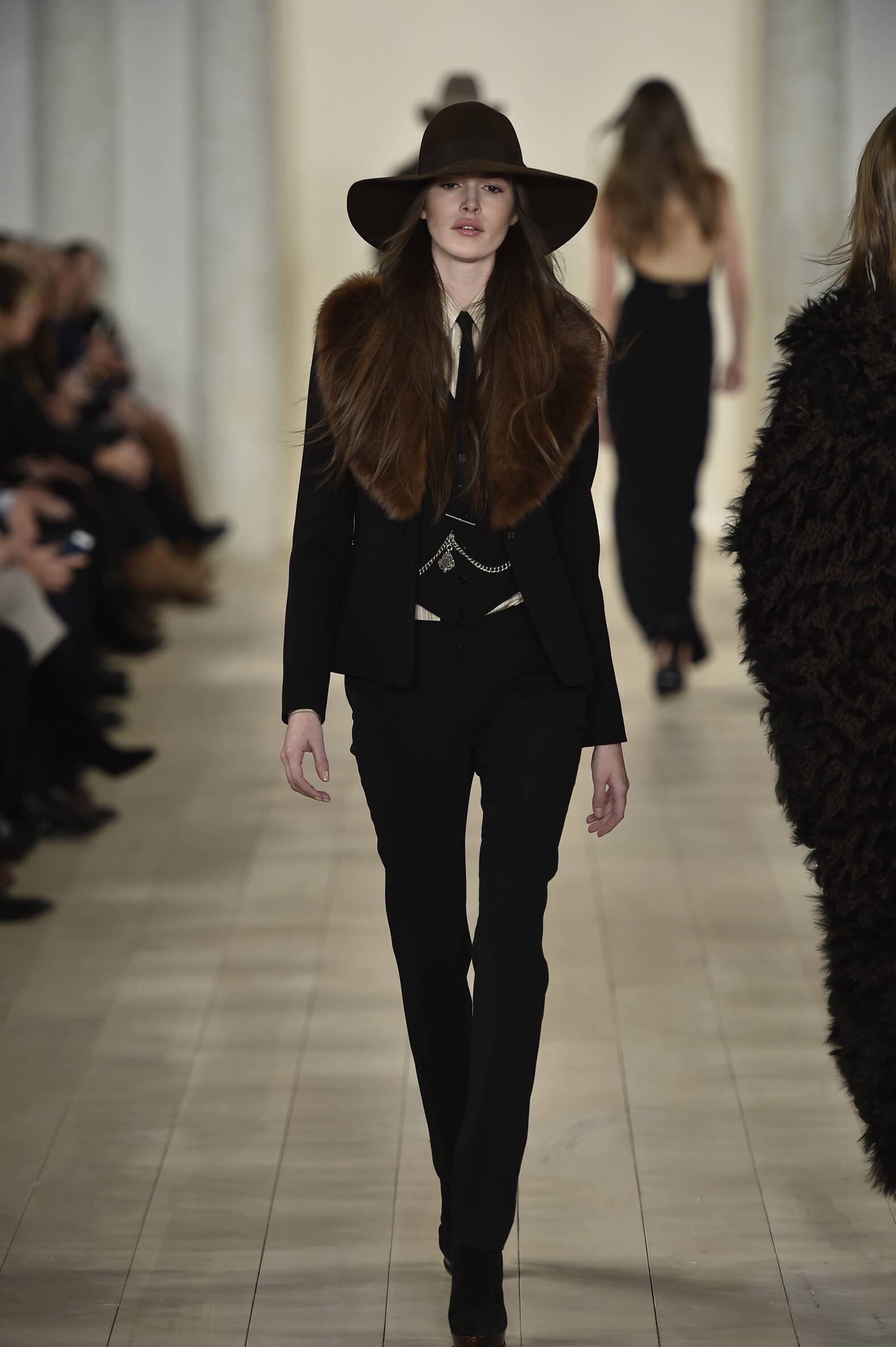 Ralph Lauren Collection Catwalk