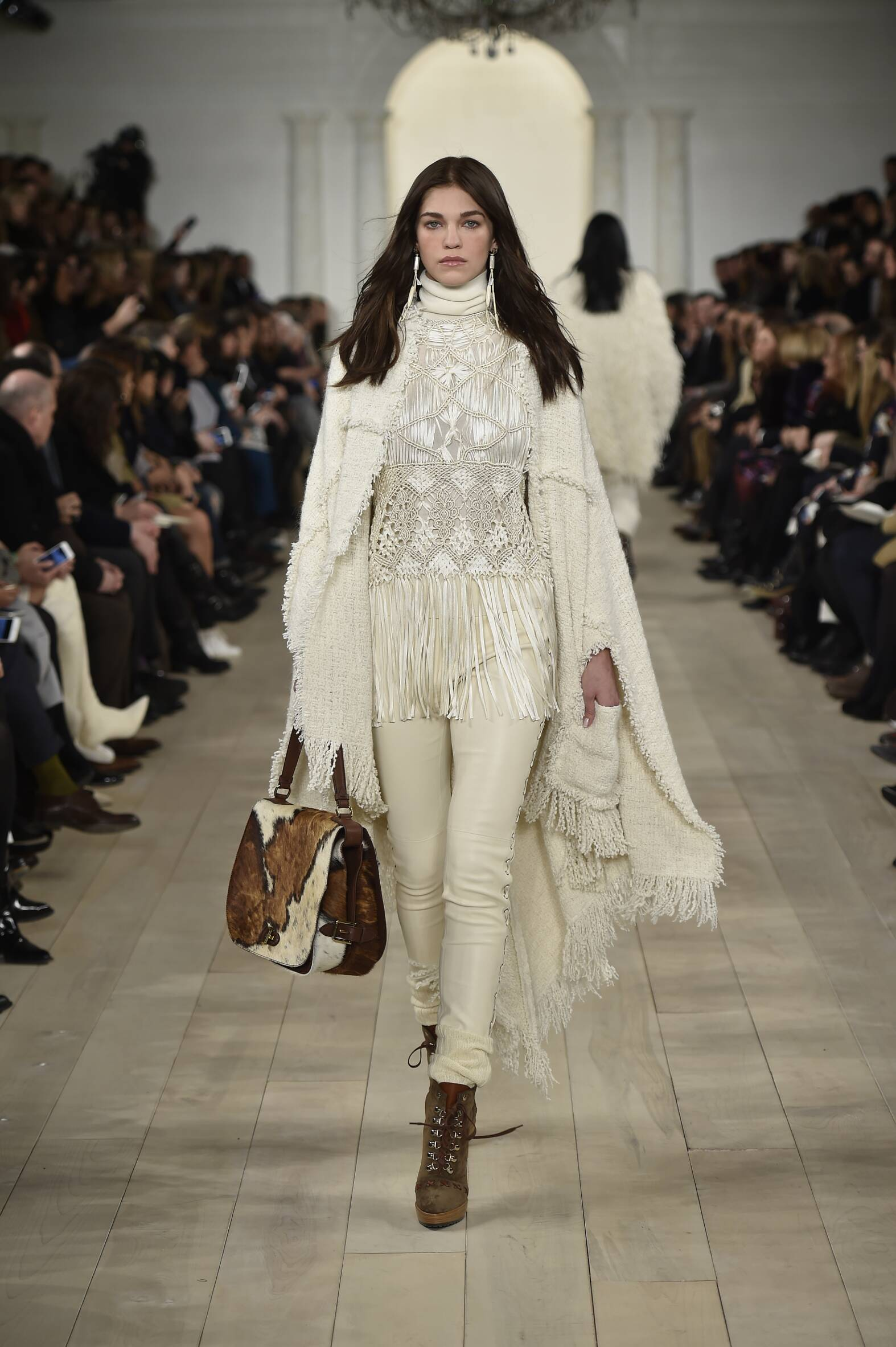 RALPH LAUREN FALL 2015 WOMEN'S COLLECTION | The Skinny Beep