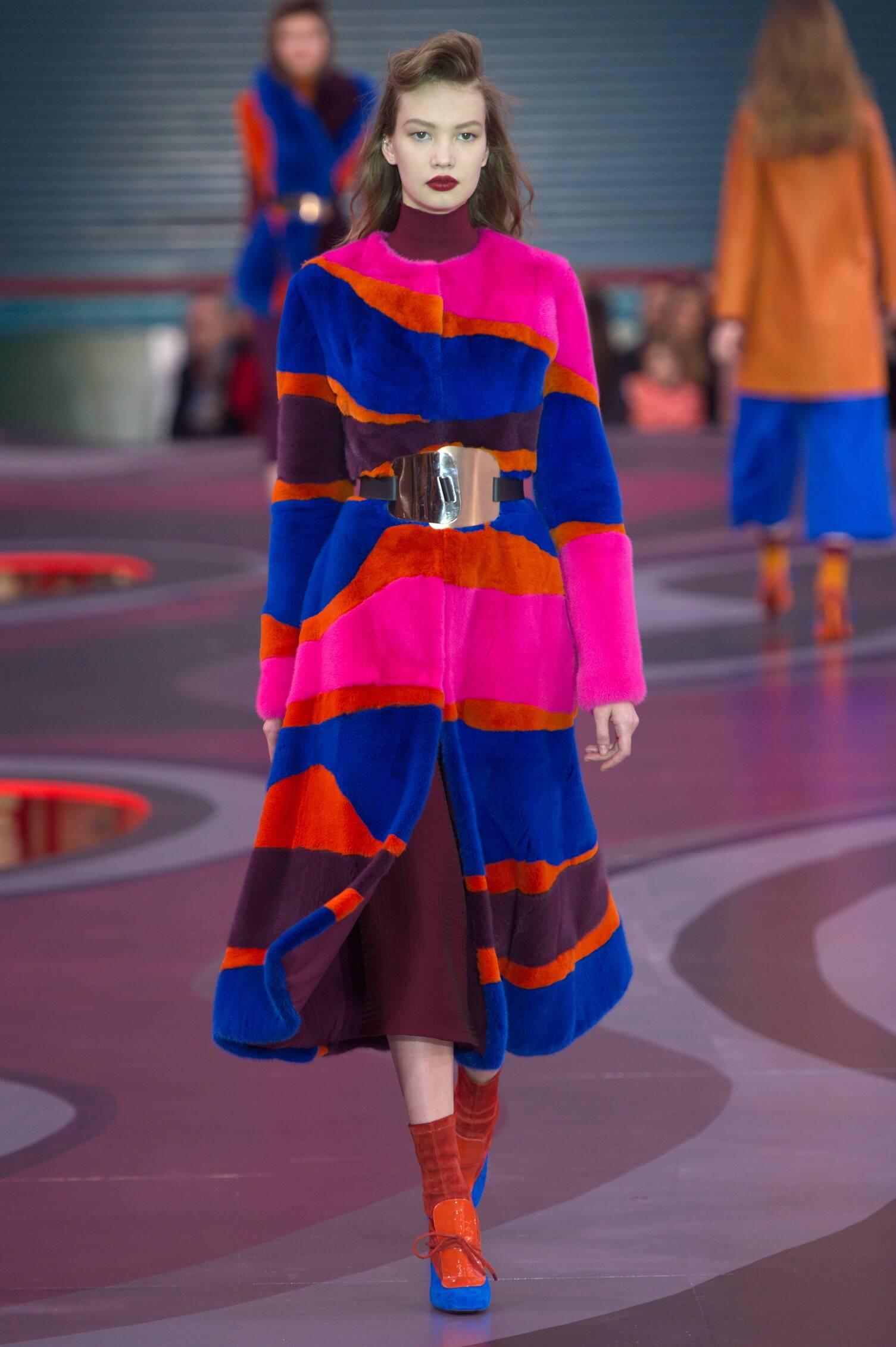 Roksanda Collection London Fashion Week Womenswear