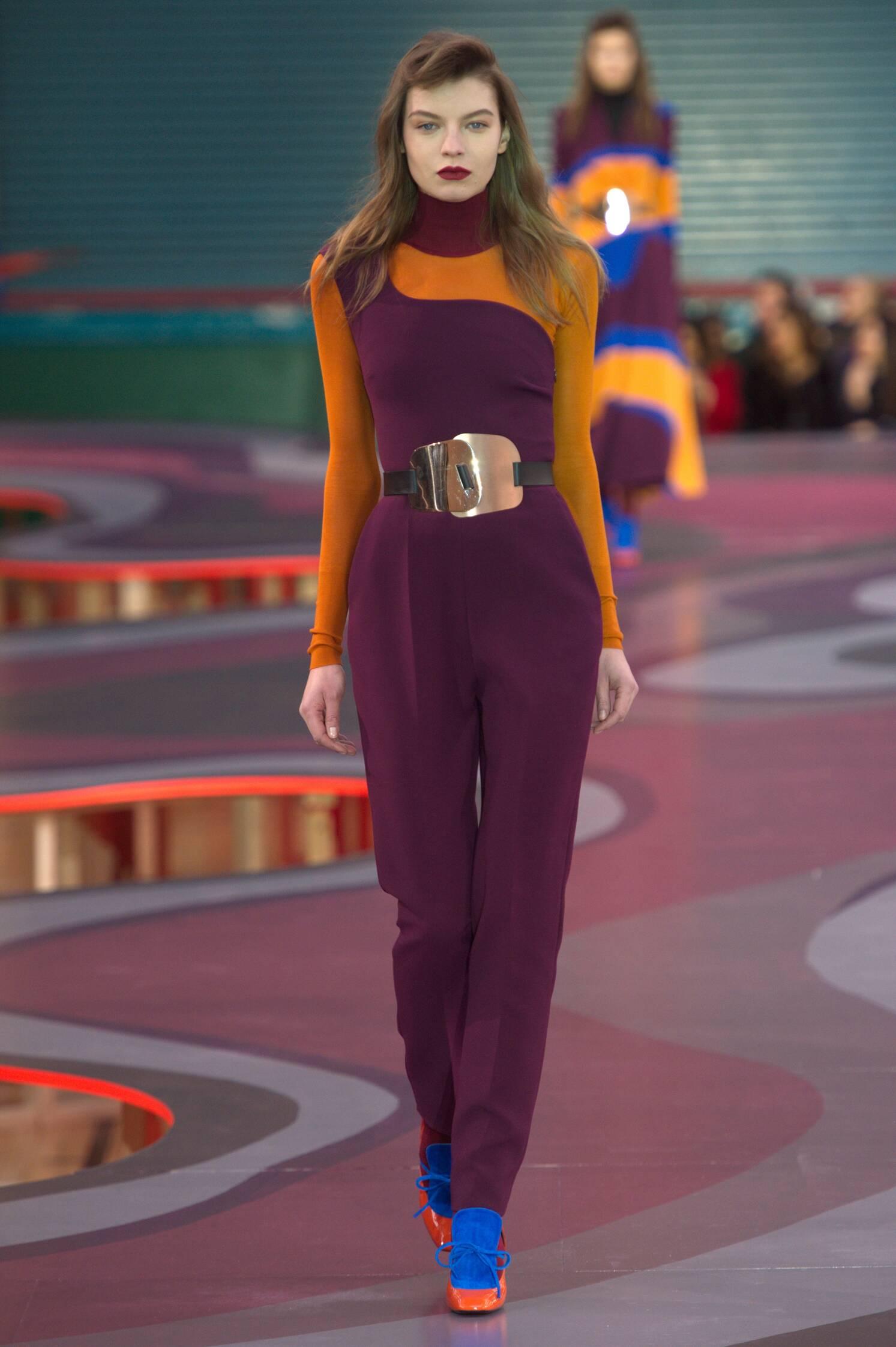 Roksanda Collection Woman London Fashion Week