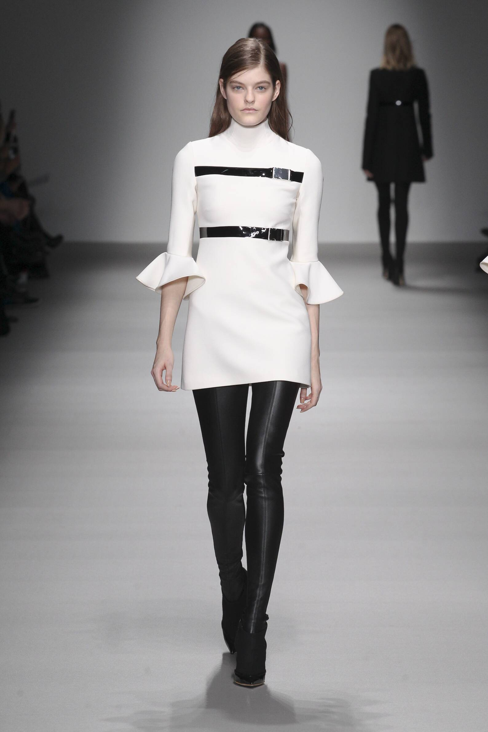 Runway David Koma Fall Winter 2015 16 Women's Collection London Fashion Week