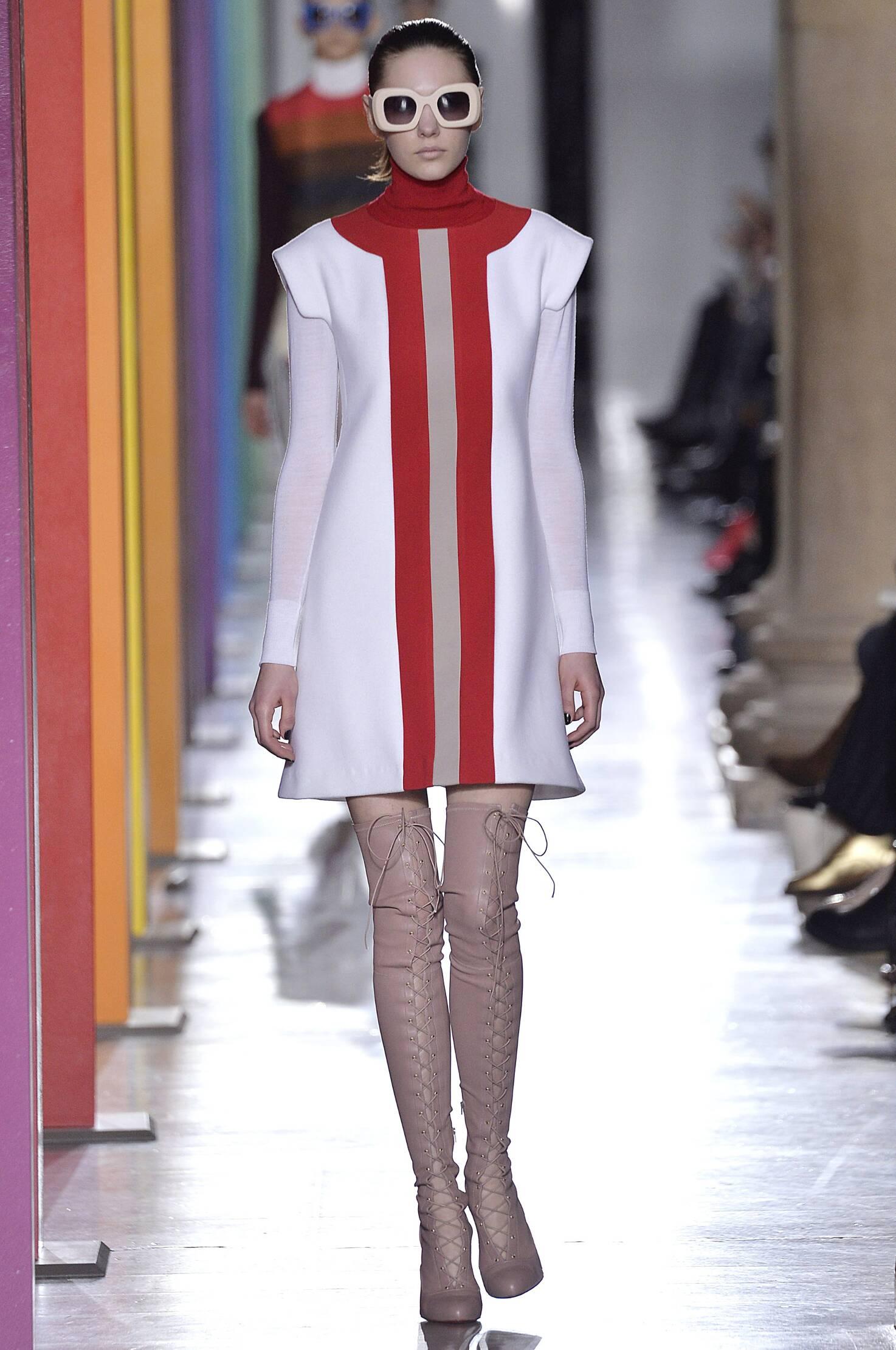 Runway Jonathan Saunders Fall Winter 2015 16 Women's Collection London Fashion Week