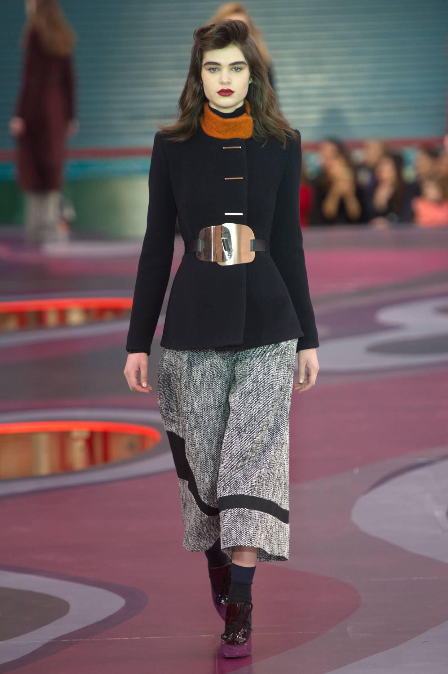Runway Roksanda Fall Winter 2015 16 Women's Collection London Fashion Week