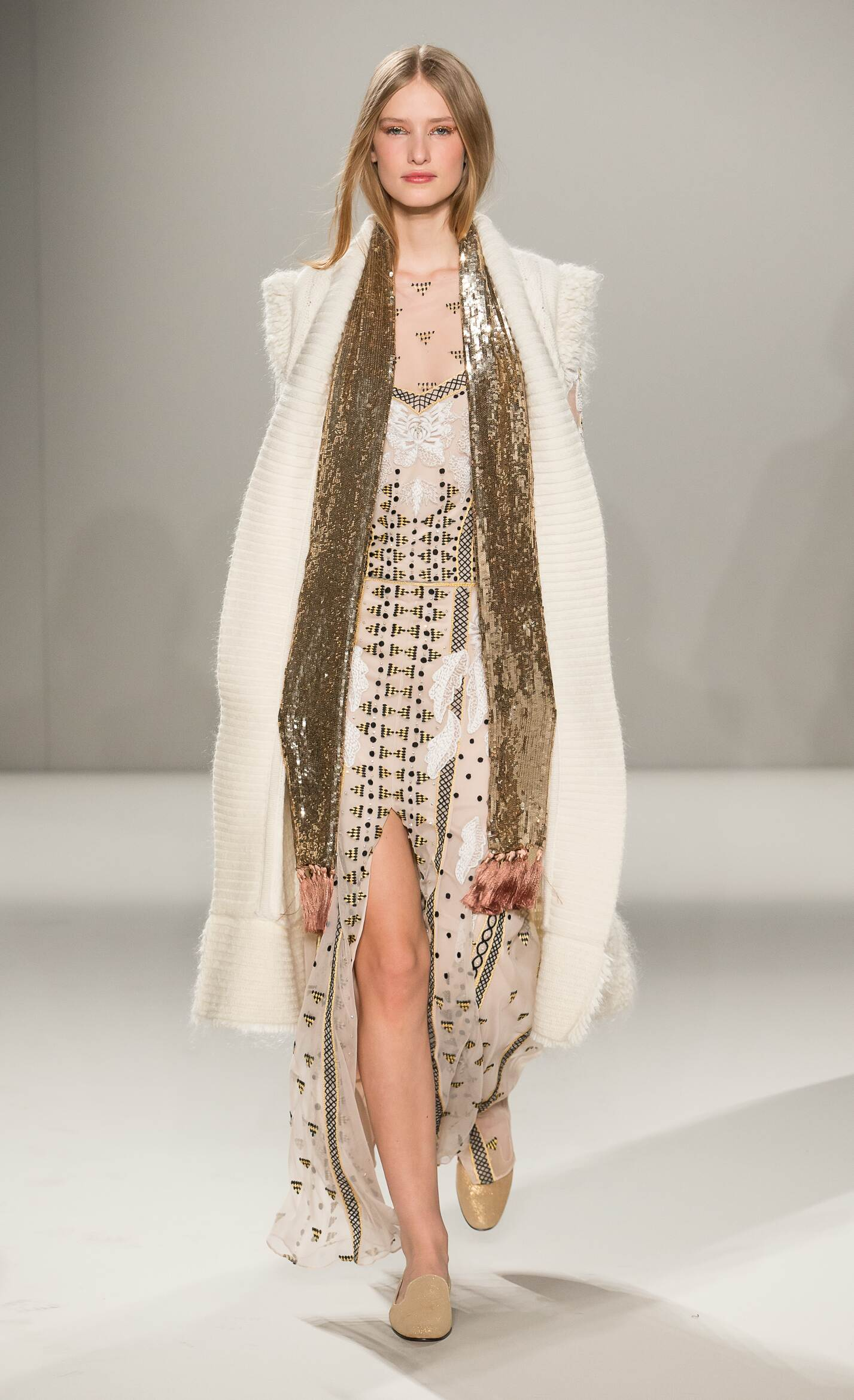 Runway Temperley London Fashion Show Winter 2015