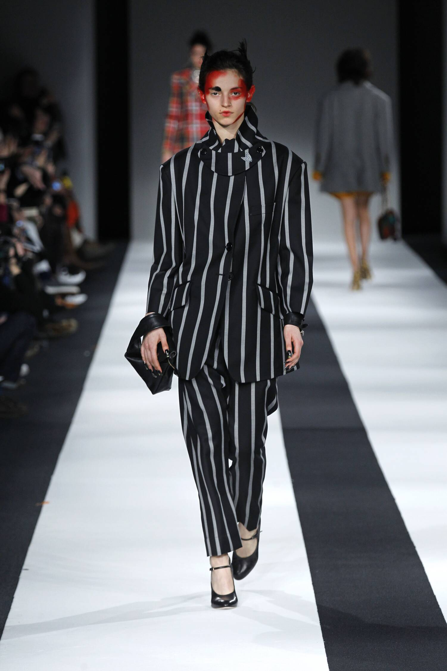 Runway Vivienne Westwood Red Label Fall Winter 2015 16 Women's Collection London Fashion Week