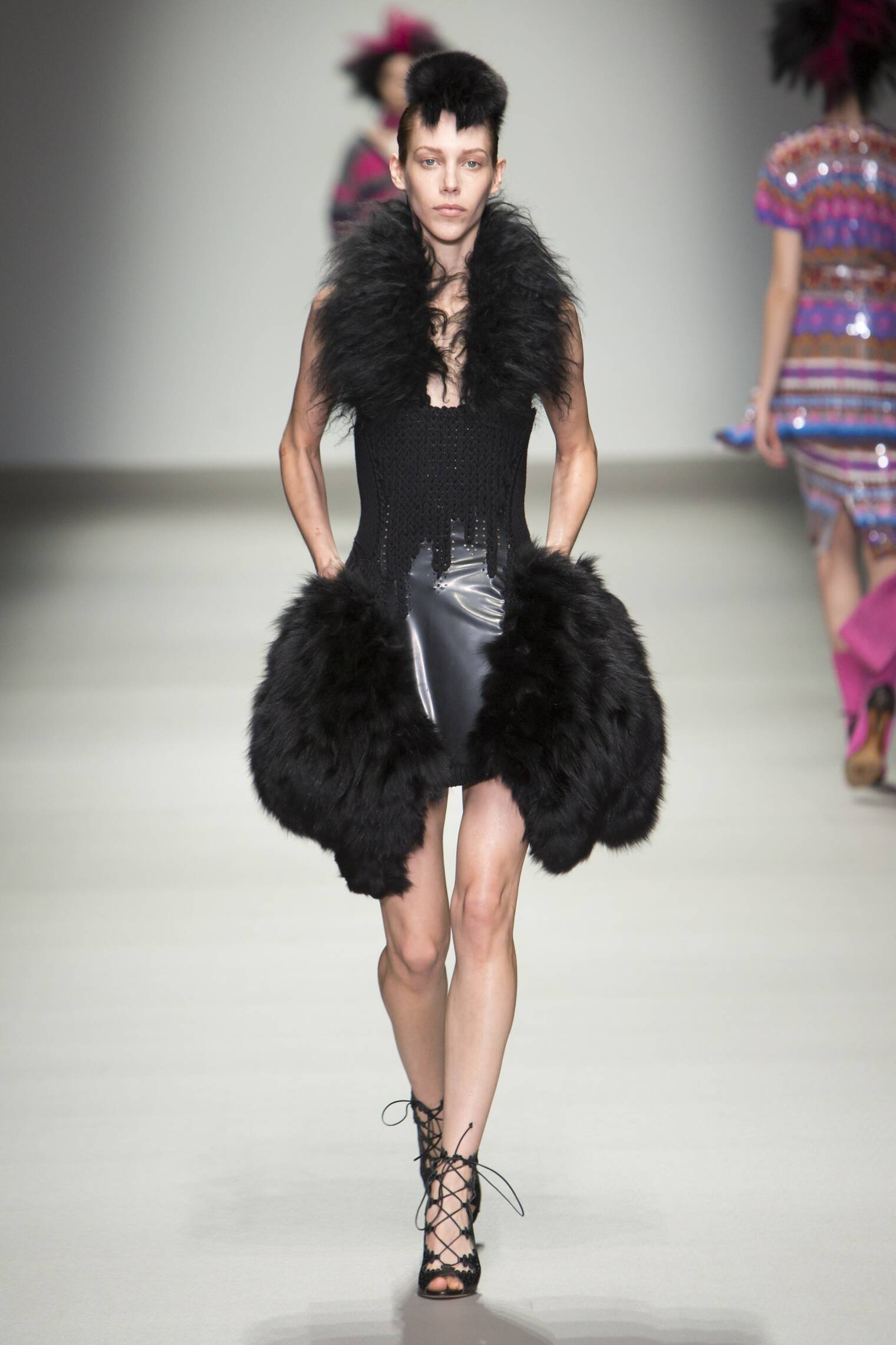 Sibling Collection London Fashion Week Womenswear