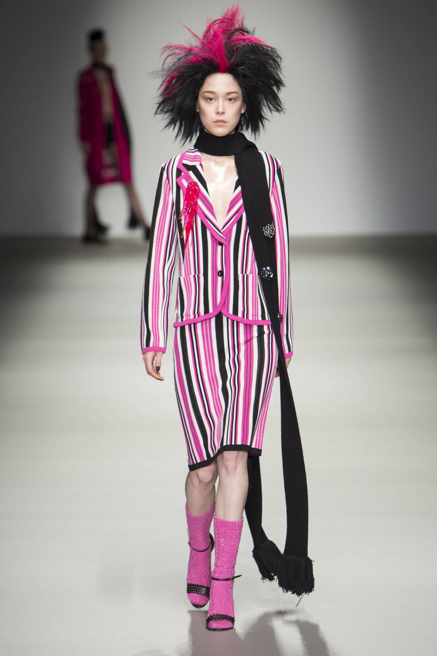 Sibling Fall Winter 2015 16 Women's Collection London Fashion Week Fashion Show