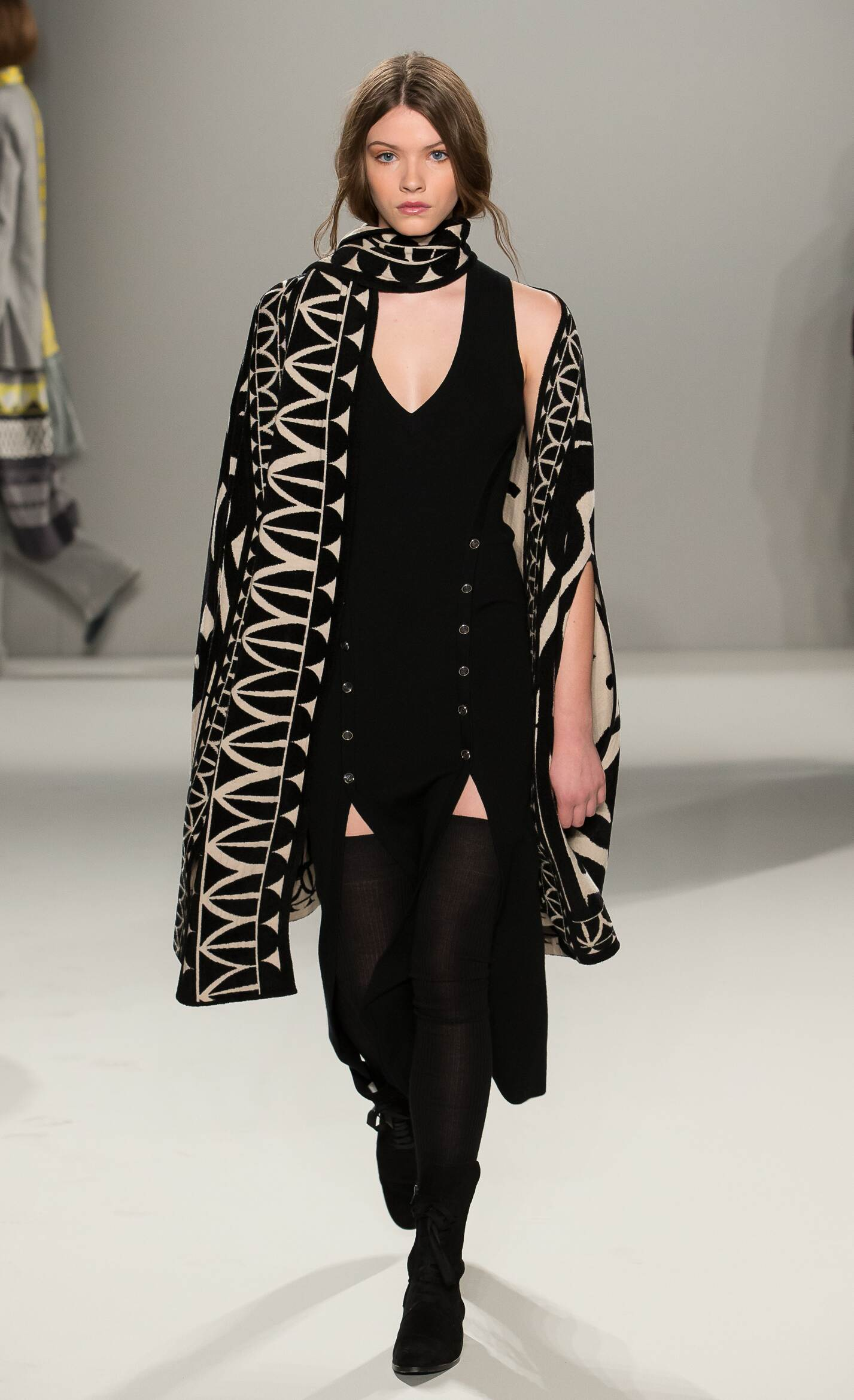 Temperley London Collection Catwalk