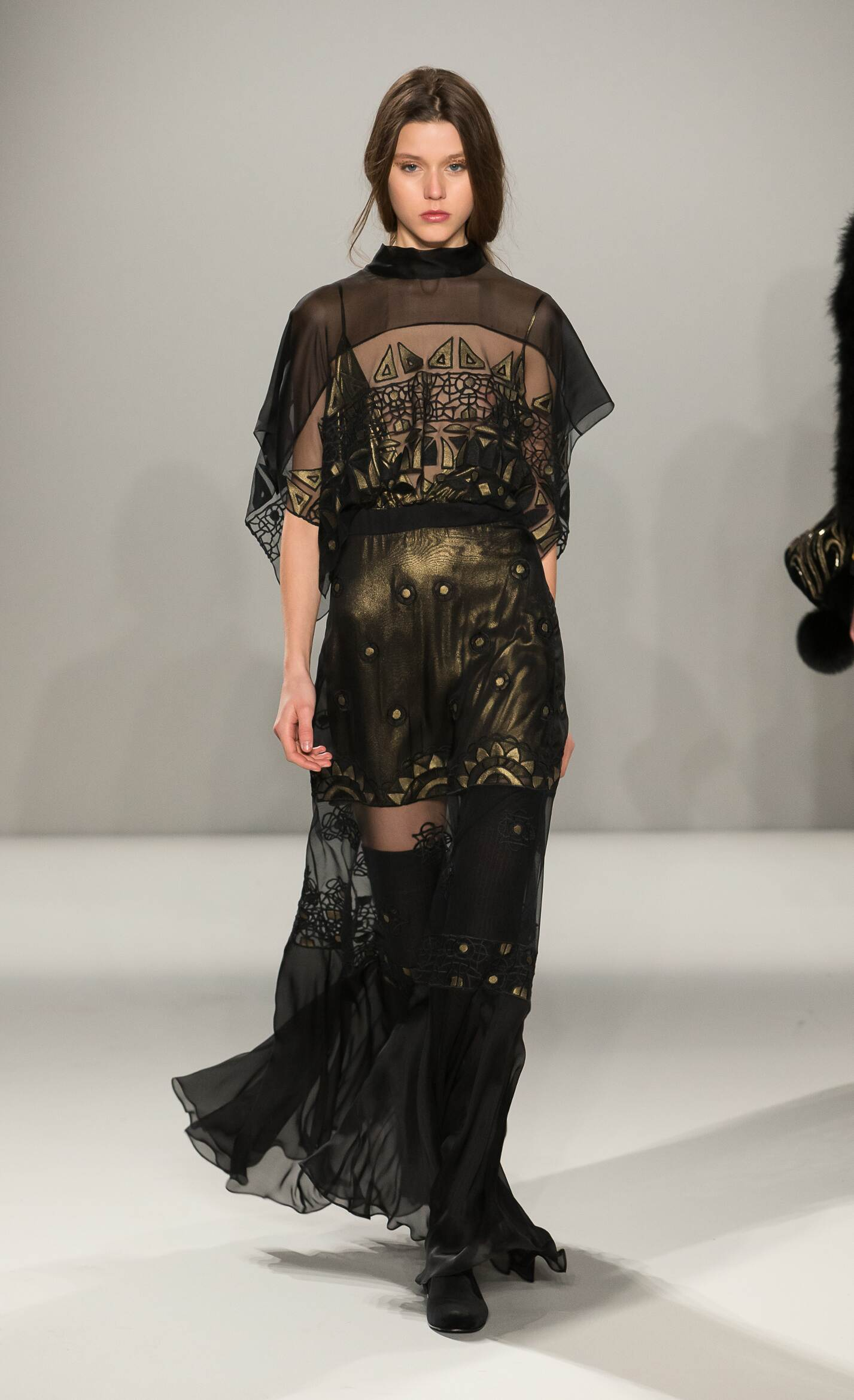 Temperley London Collection Fashion Show FW 2015 2016