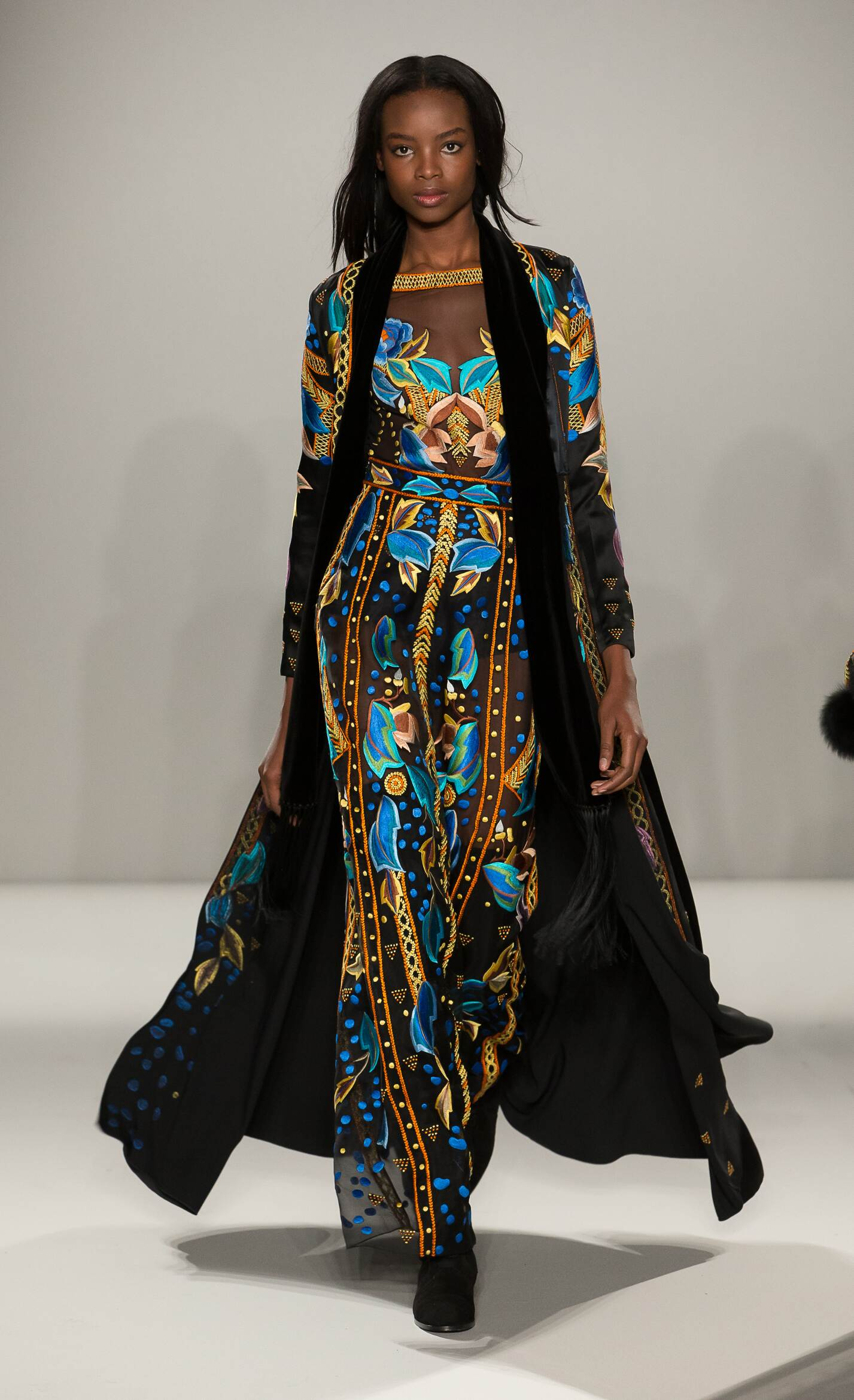 Temperley London Collection Winter 2015 Catwalk