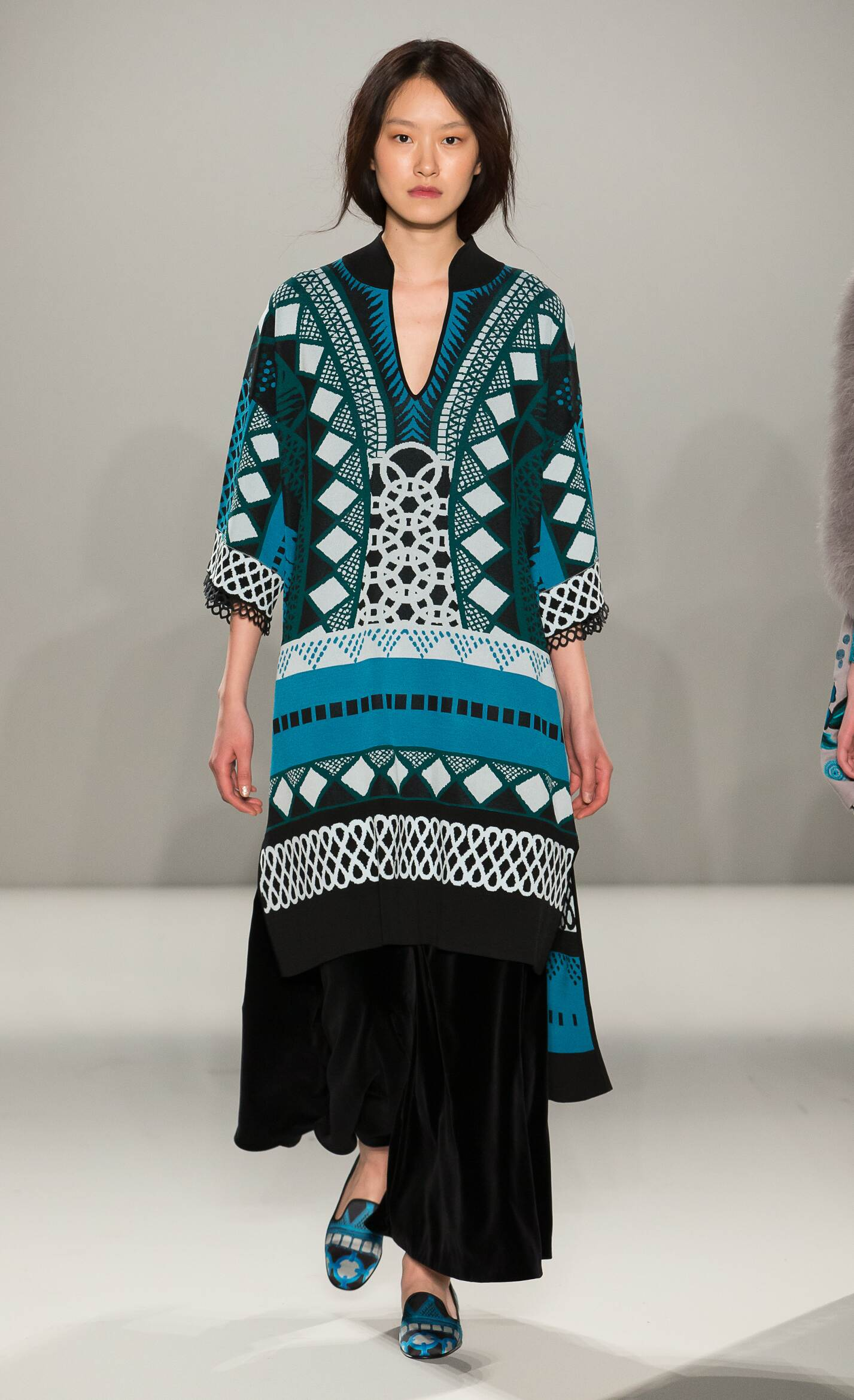 Temperley London Collection Woman London Fashion Week