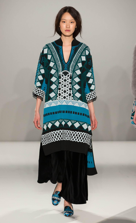Temperley London Collection Woman London Fashion Week