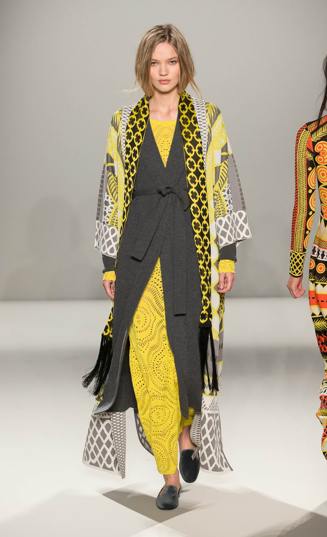 Temperley London Fall Winter 2015 16 Women's Collection London Fashion Week Fashion Show