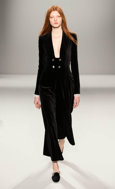 Temperley London Fall Winter 2015 16 Womens Collection London Fashion Week