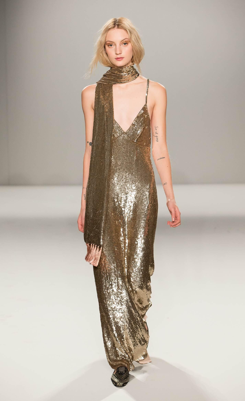 Temperley London Fashion Show 2015