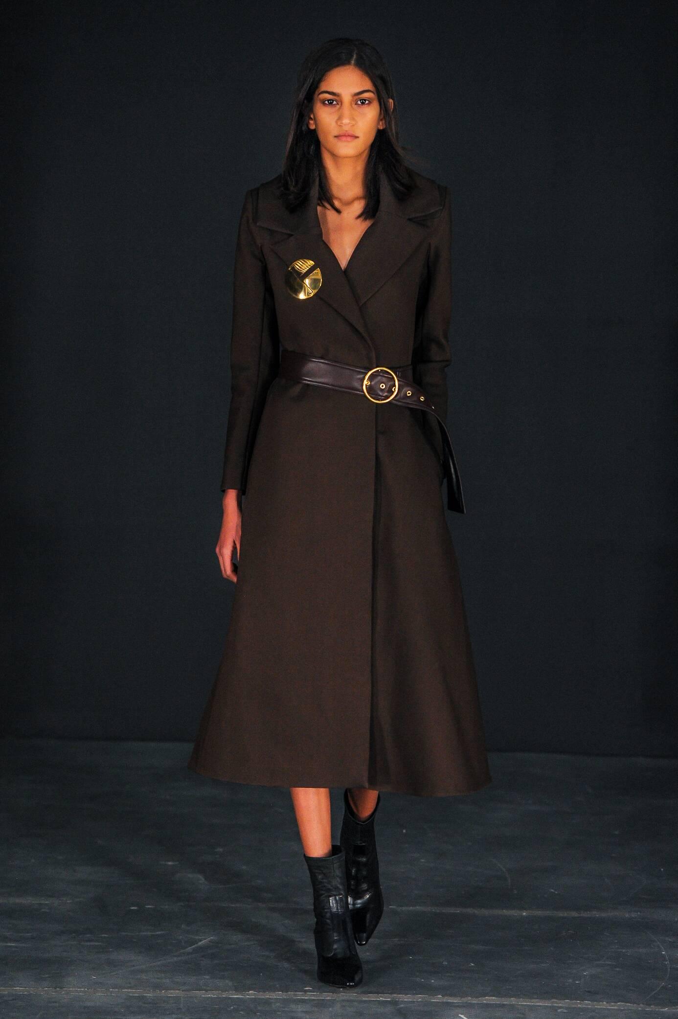 Thomas Tait Collection London Fashion Week Womenswear
