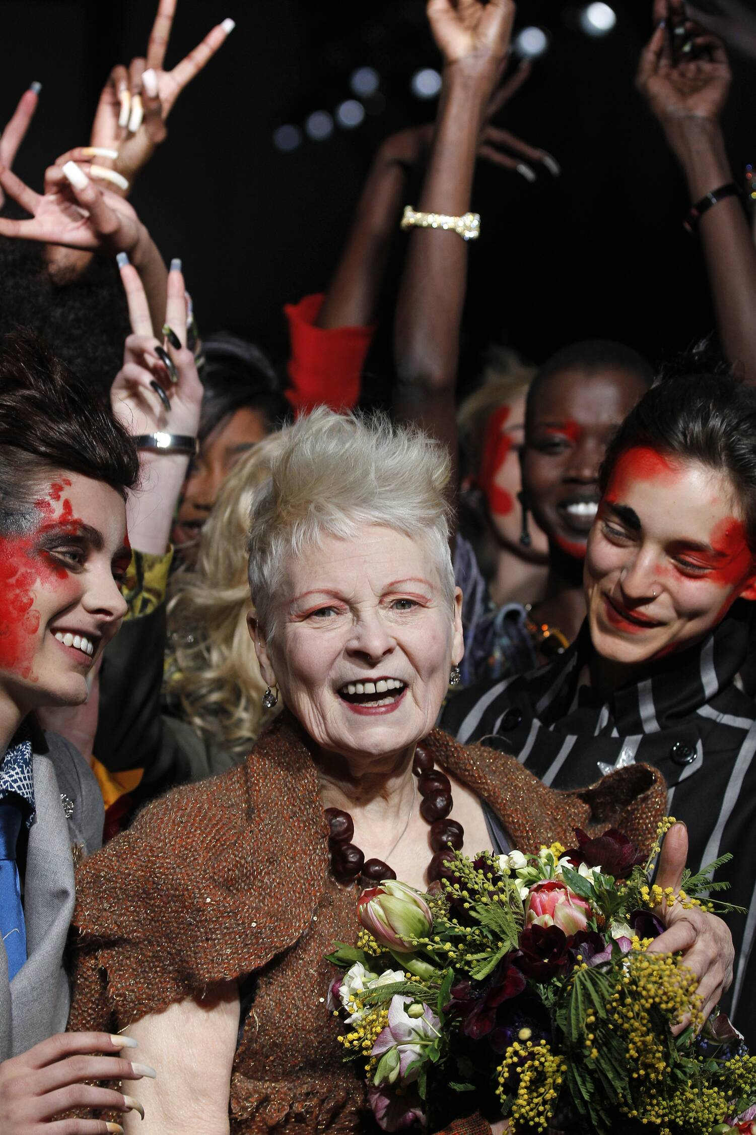 Vivienne Westwood 2015 London Fashion Week