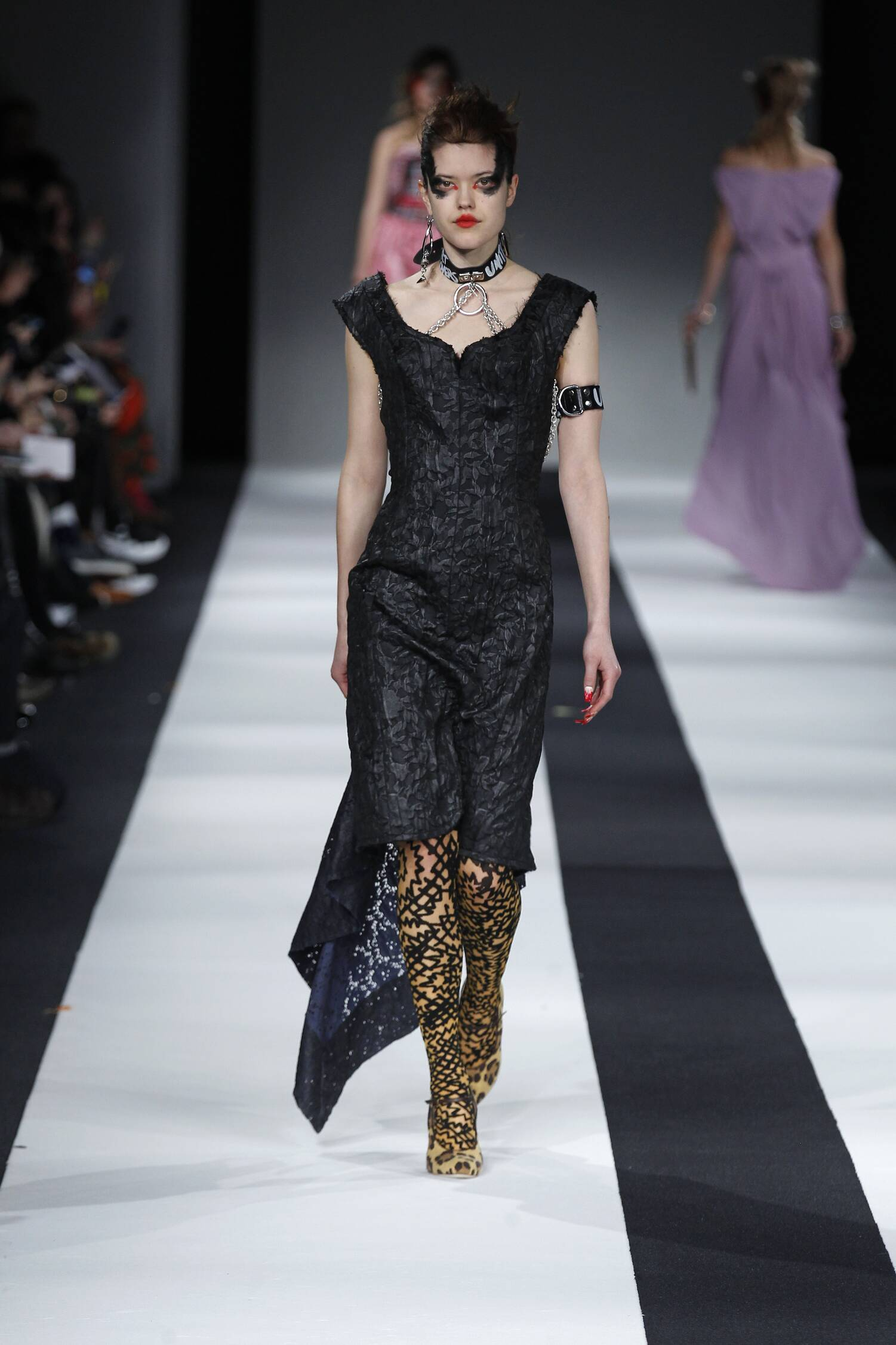 Vivienne Westwood Red Label Collection Fashion Show FW 2015 2016