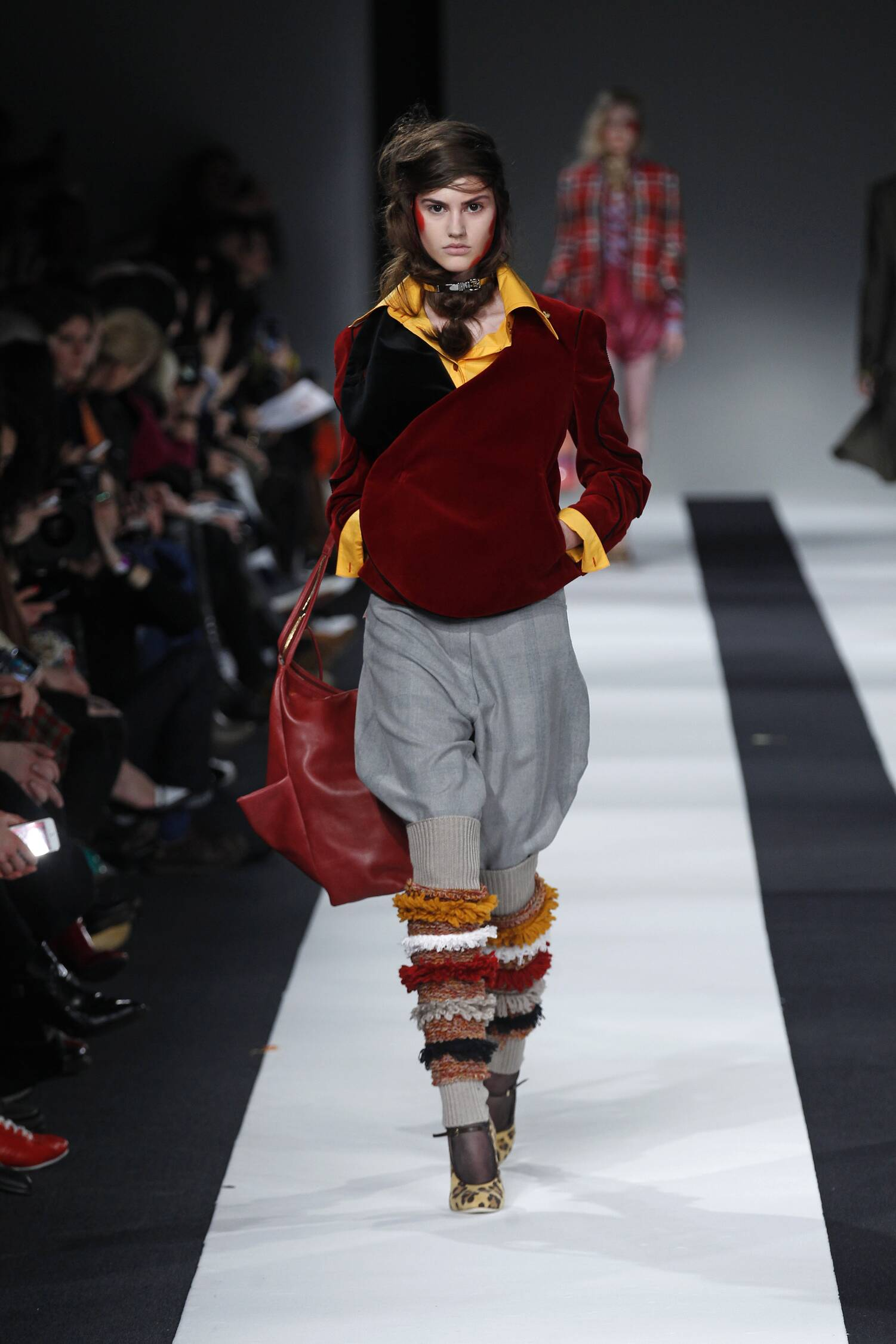 Vivienne Westwood Red Label Collection London Fashion Week Womenswear