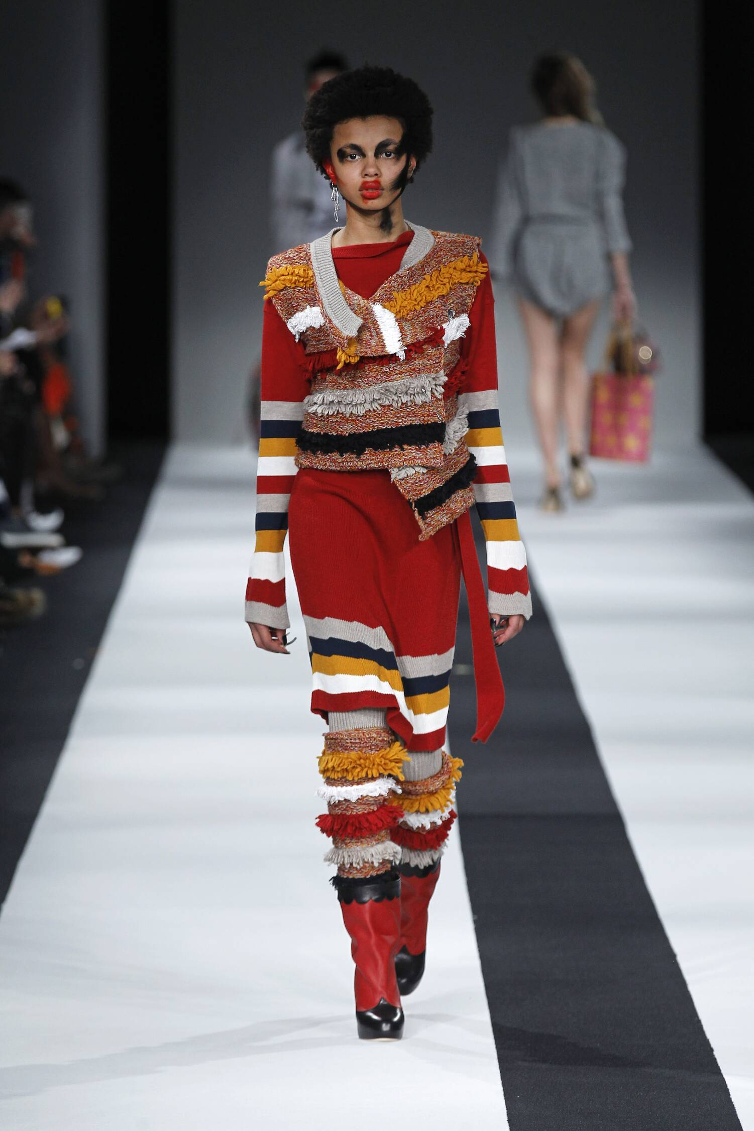 Vivienne Westwood Red Label Collection Woman 2015