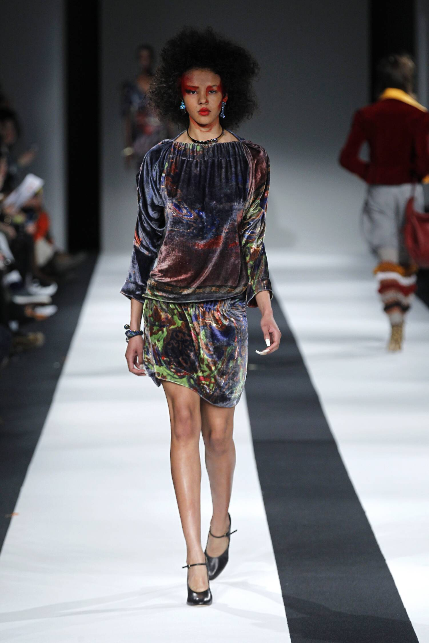 Vivienne Westwood Red Label Collection Woman London Fashion Week