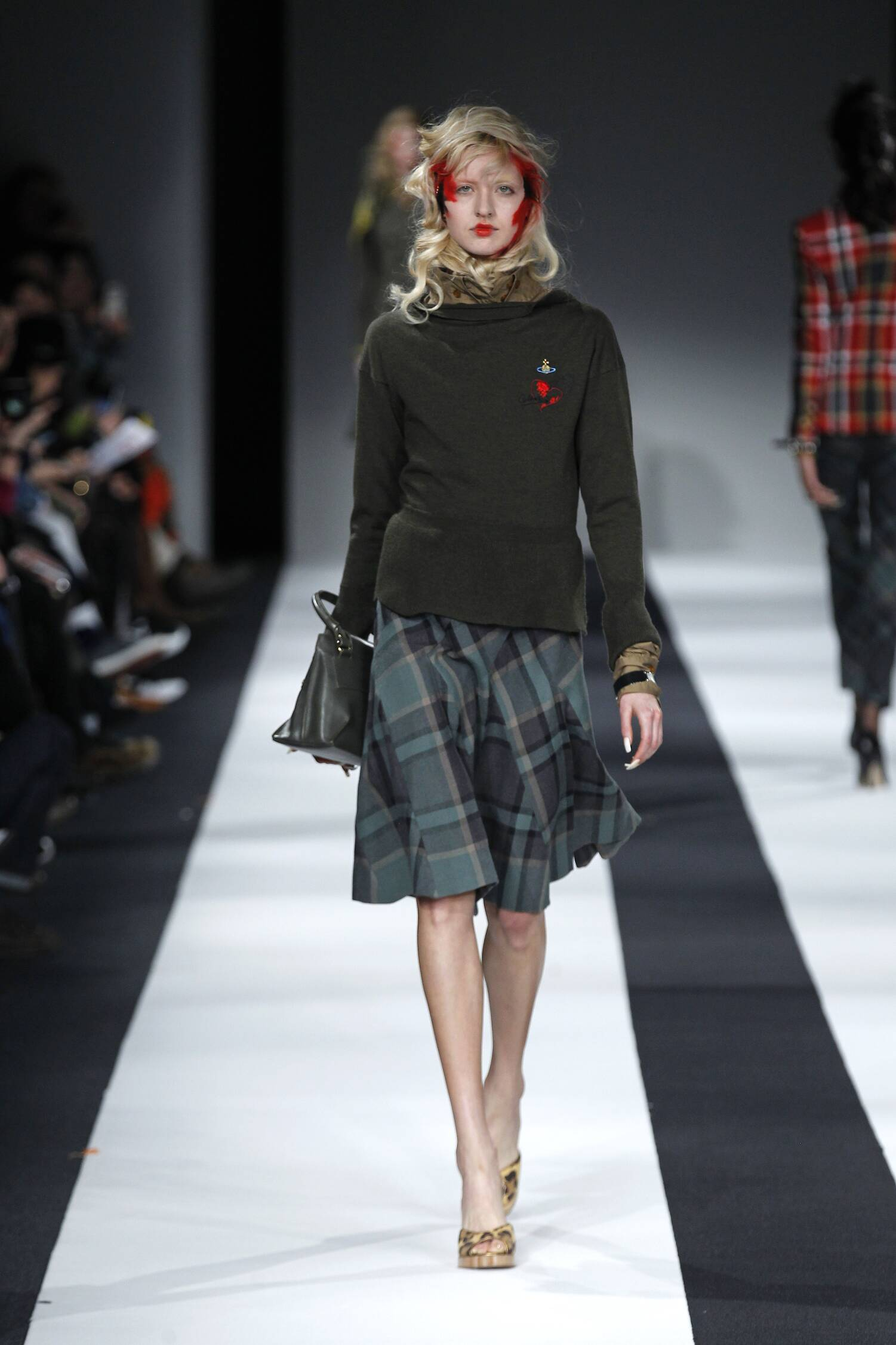 Vivienne Westwood Red Label Fall Winter 2015 16 Womens Collection London Fashion Week