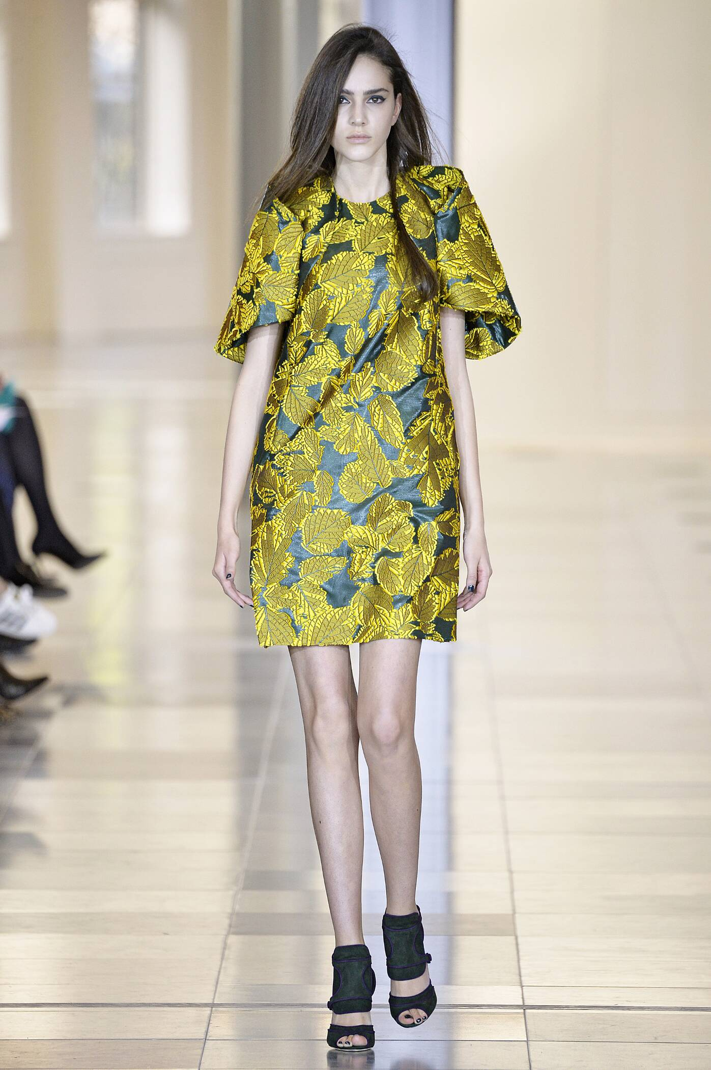 Winter 2015 Fashion Show Antonio Berardi Collection