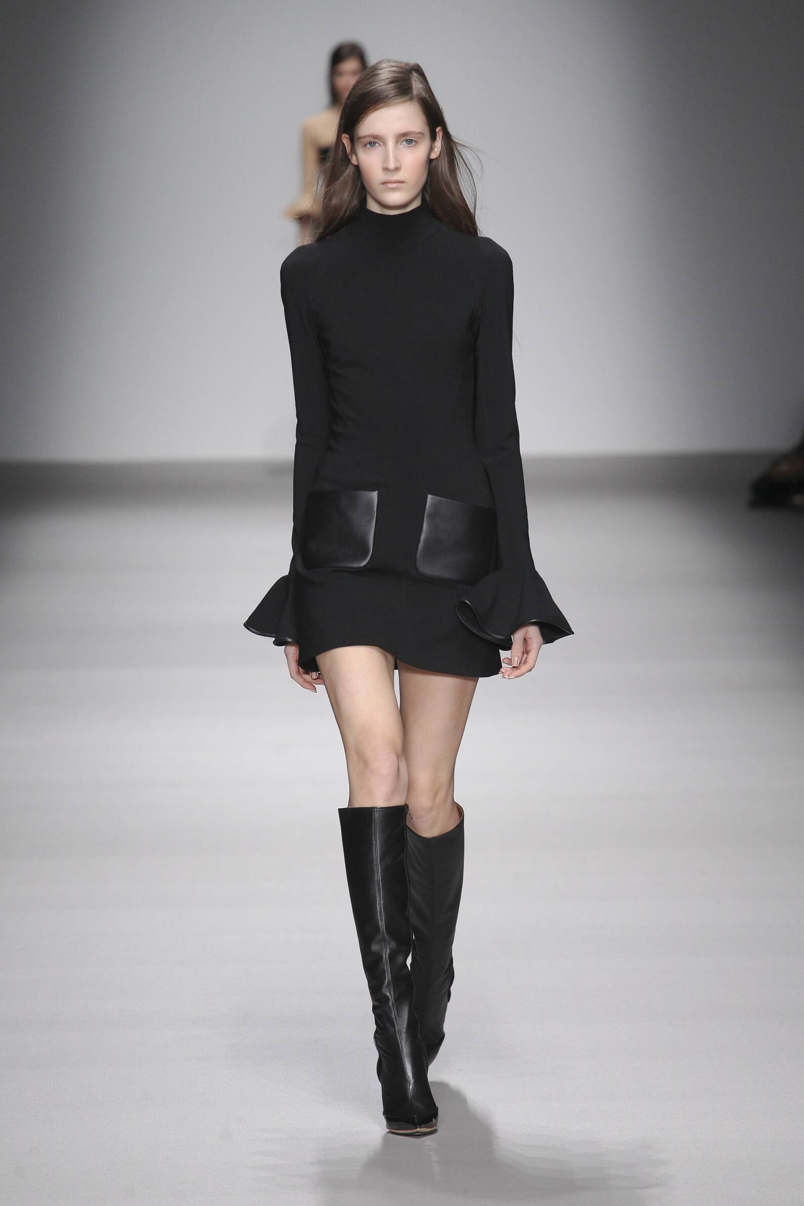Winter 2015 Fashion Show David Koma Collection