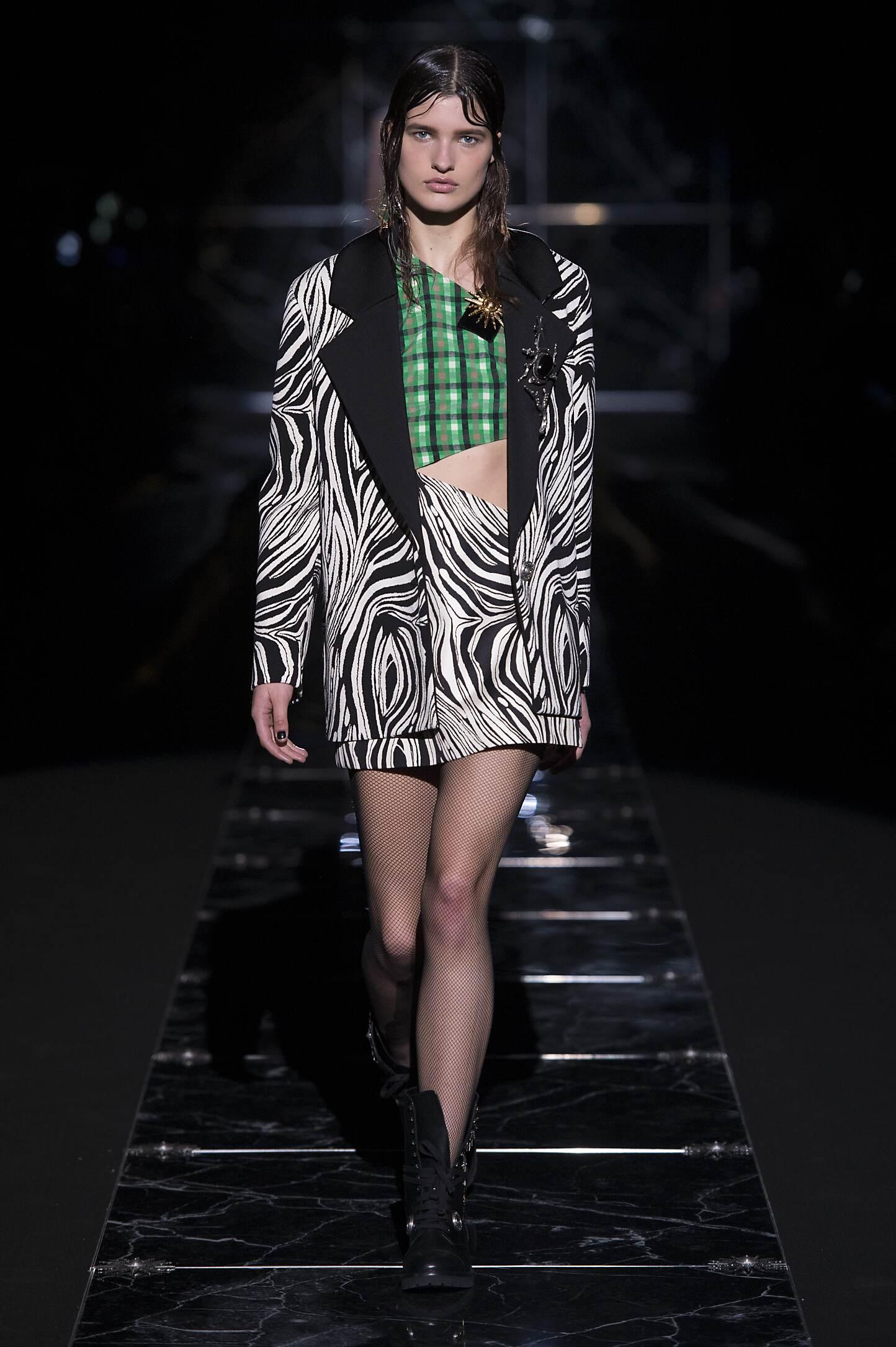 Winter 2015 Fashion Show Fausto Puglisi Collection