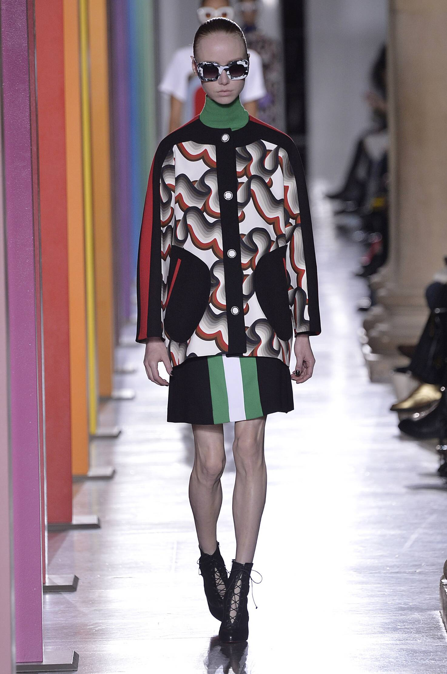 Winter 2015 Fashion Show Jonathan Saunders Collection